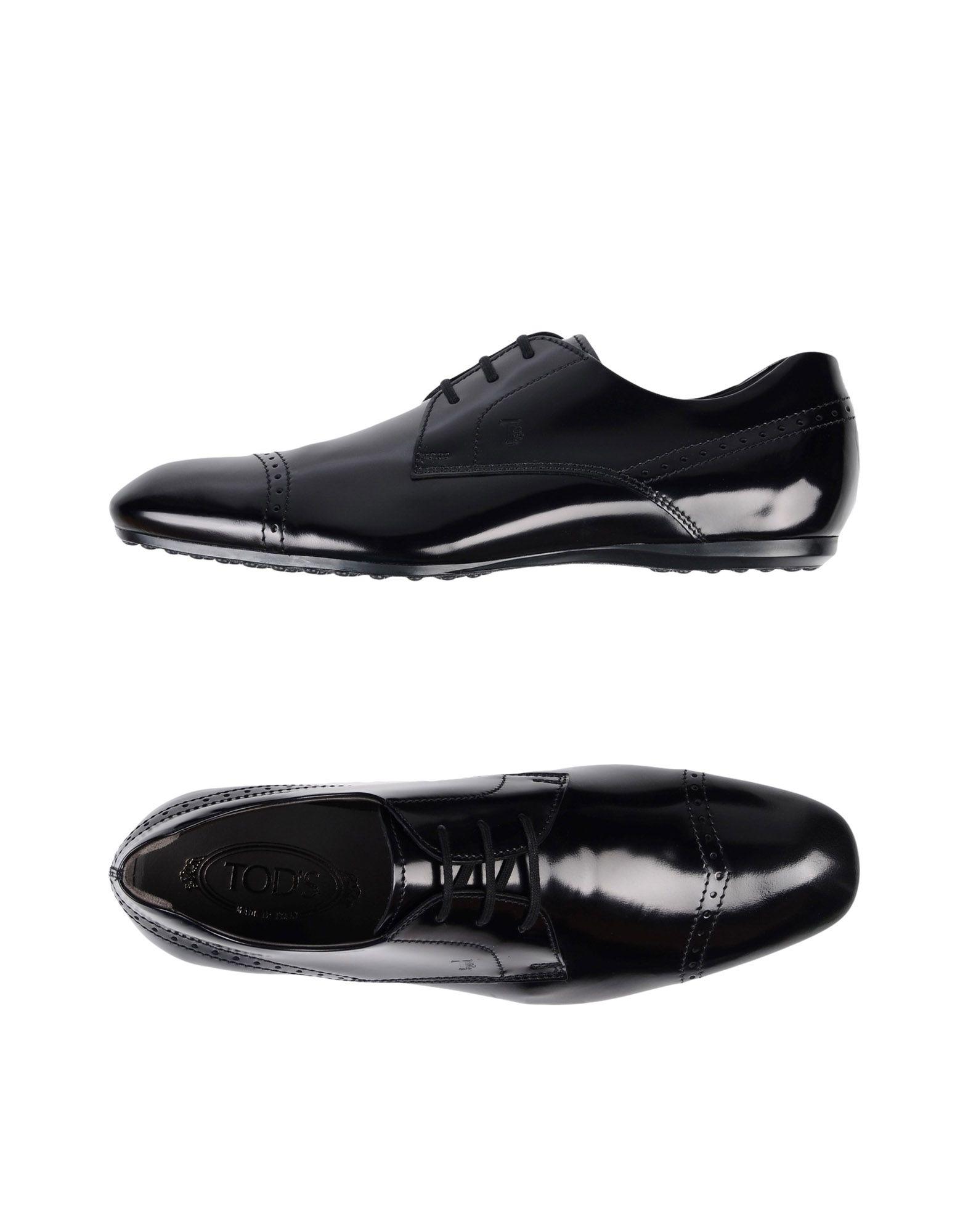 Tod's Schnürschuhe Herren  11411709HC Gute Qualität beliebte Schuhe