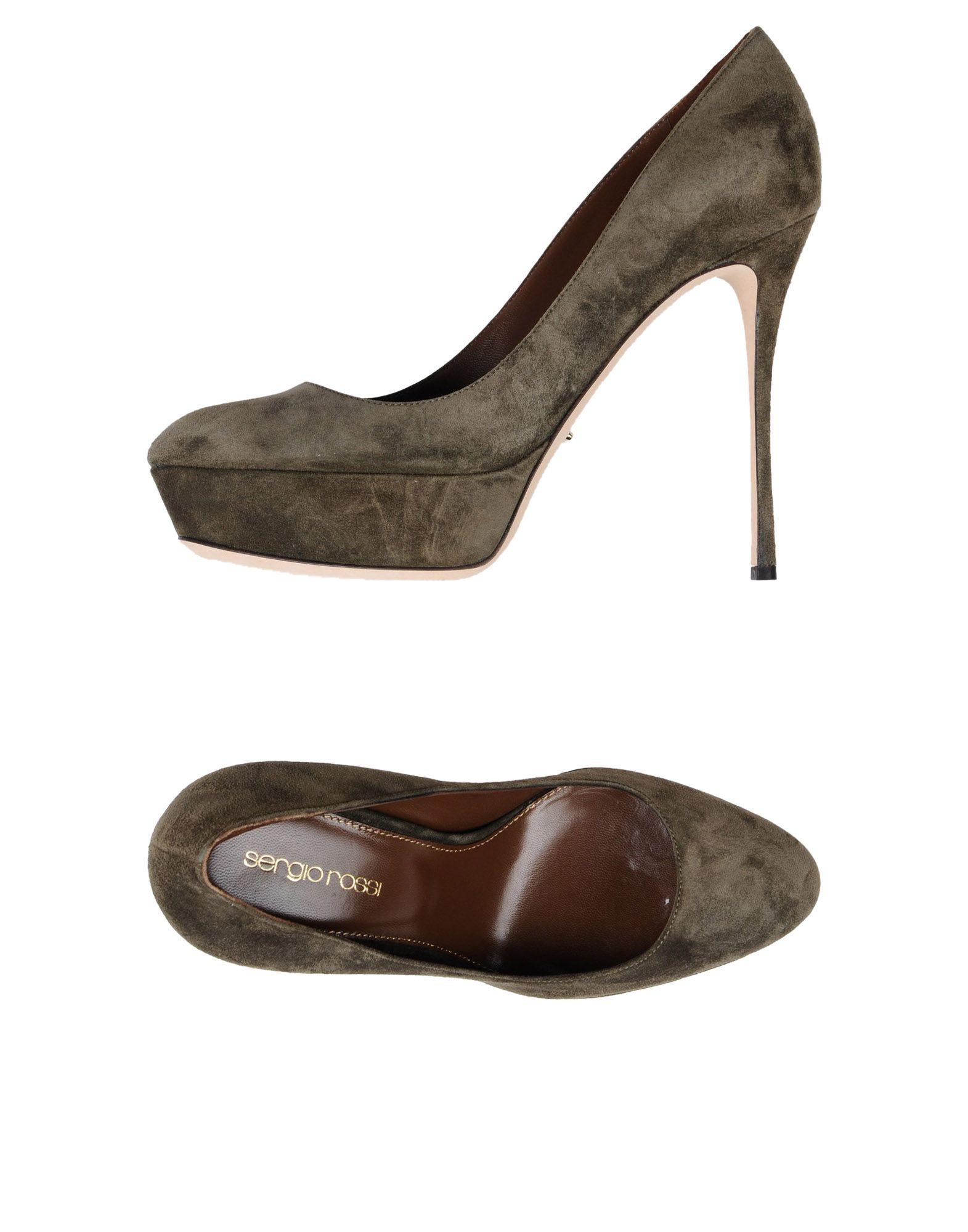 Rabatt Schuhe Sergio Rossi Pumps Damen  11411719NC
