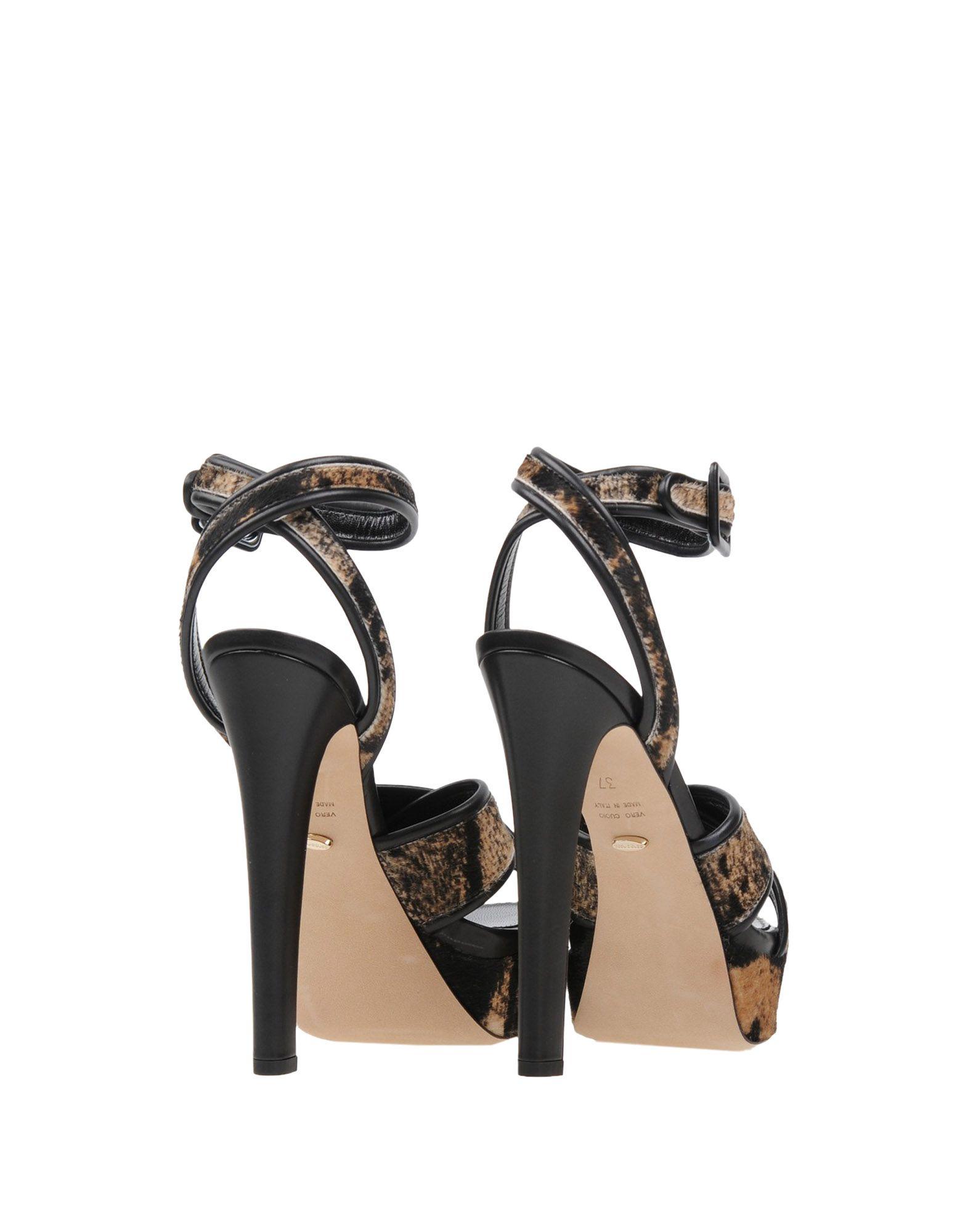 Sergio Rossi Sandalen Damen  Schuhe 11411727XWGut aussehende strapazierfähige Schuhe  9b8407