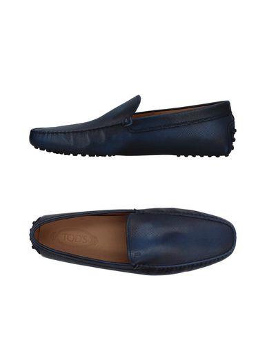 Zapatos con descuento Mocasín Tod's Hombre - Mocasines Tod's - 11411755OE Azul oscuro