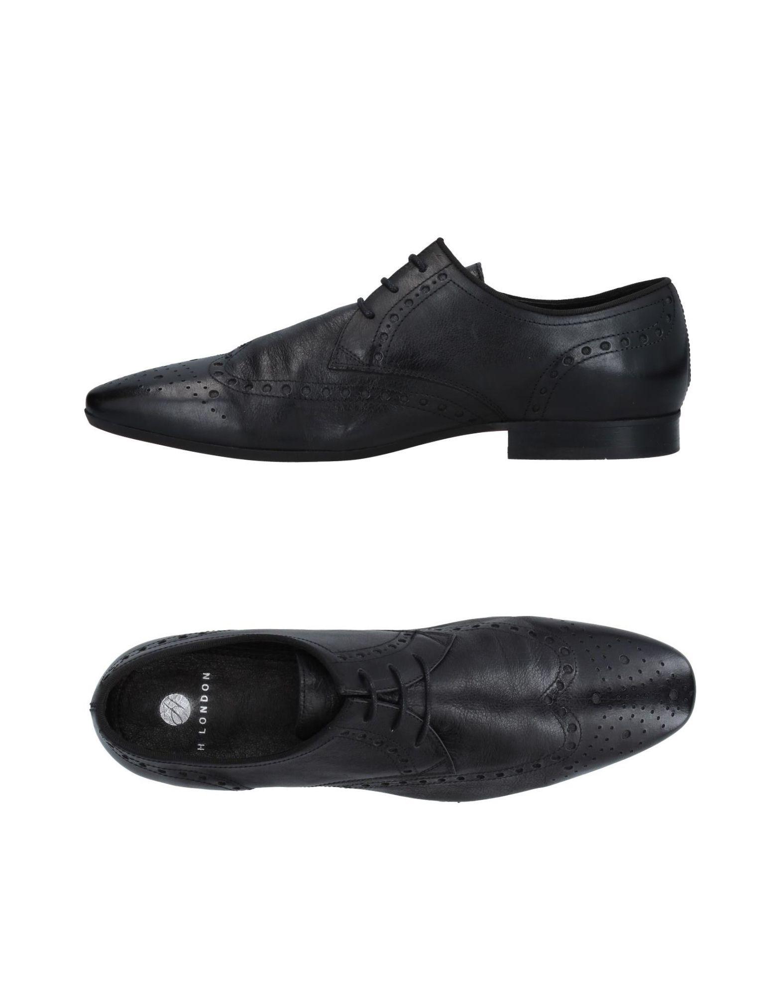 Rabatt echte Schuhe H By Hudson Schnürschuhe Herren  11411780TD
