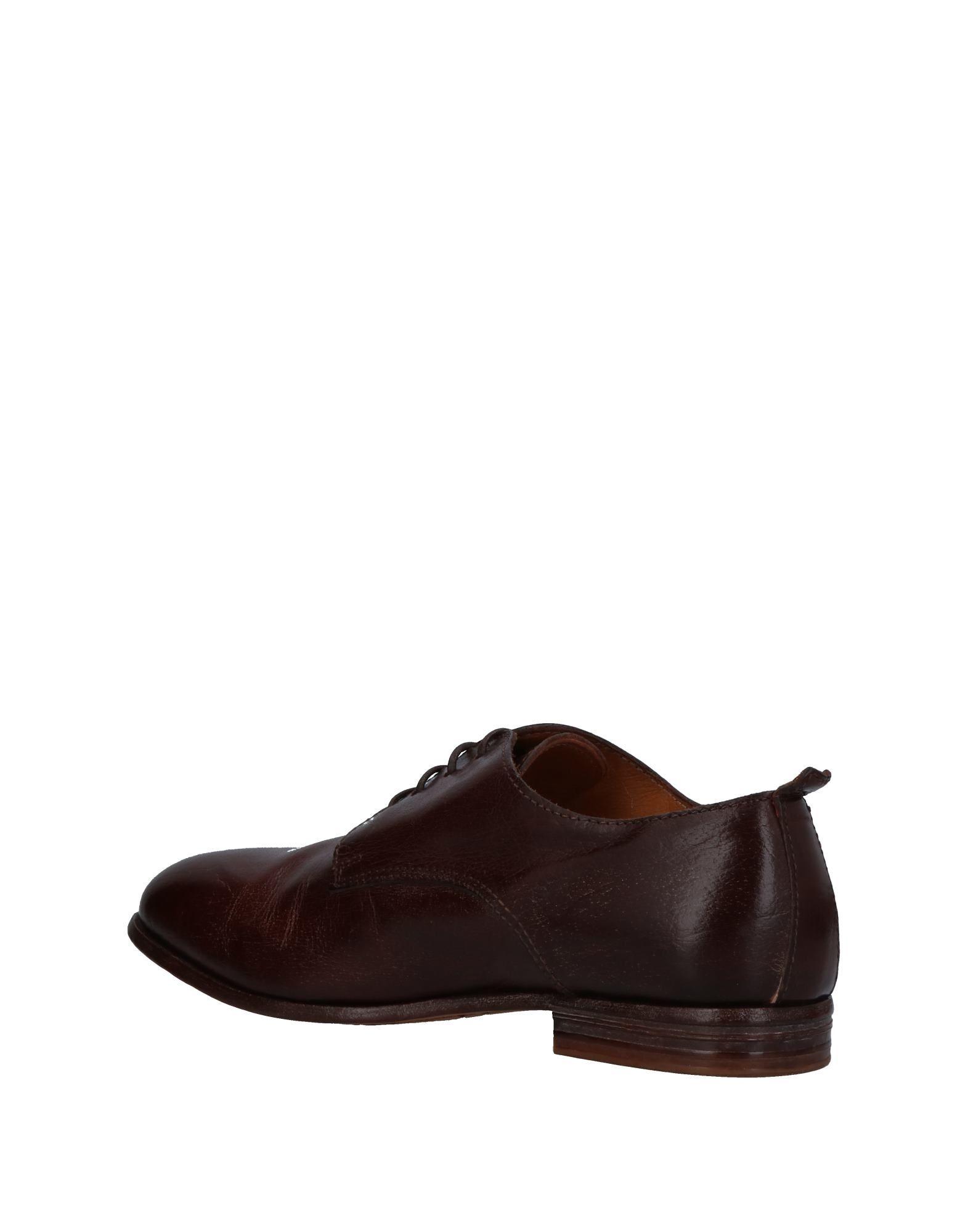 Stilvolle billige Schuhe Moma Schnürschuhe Damen  11411814VR