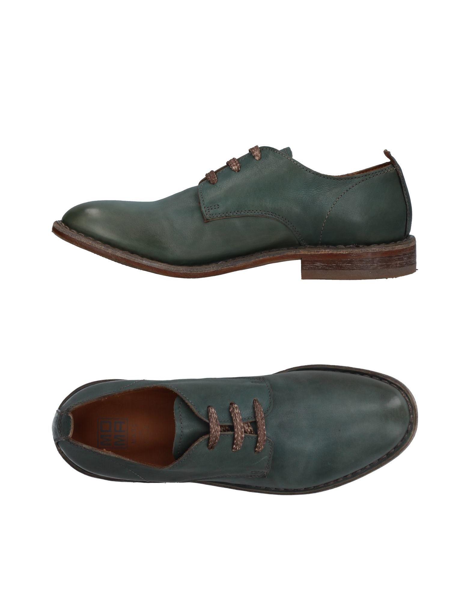 Stilvolle billige Schuhe Moma Schnürschuhe Damen  11411843UJ