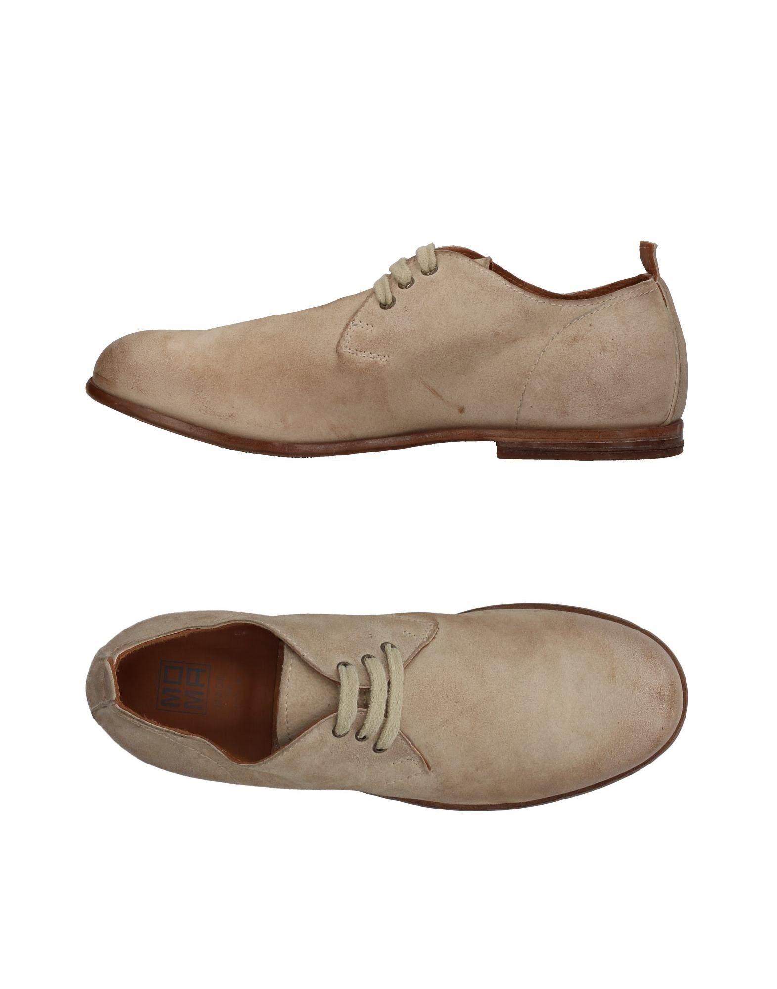 Stilvolle billige Schuhe Moma Schnürschuhe Damen  11411856OU