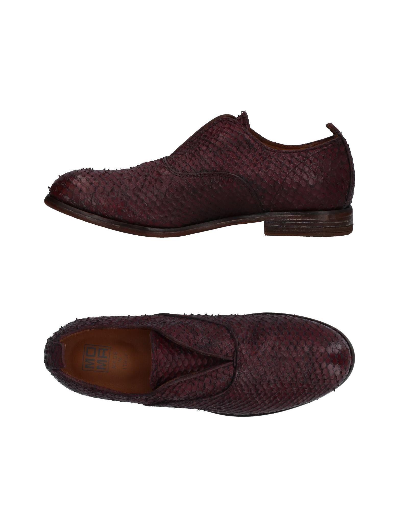 Stilvolle billige Schuhe Moma Mokassins Damen  11411867WD