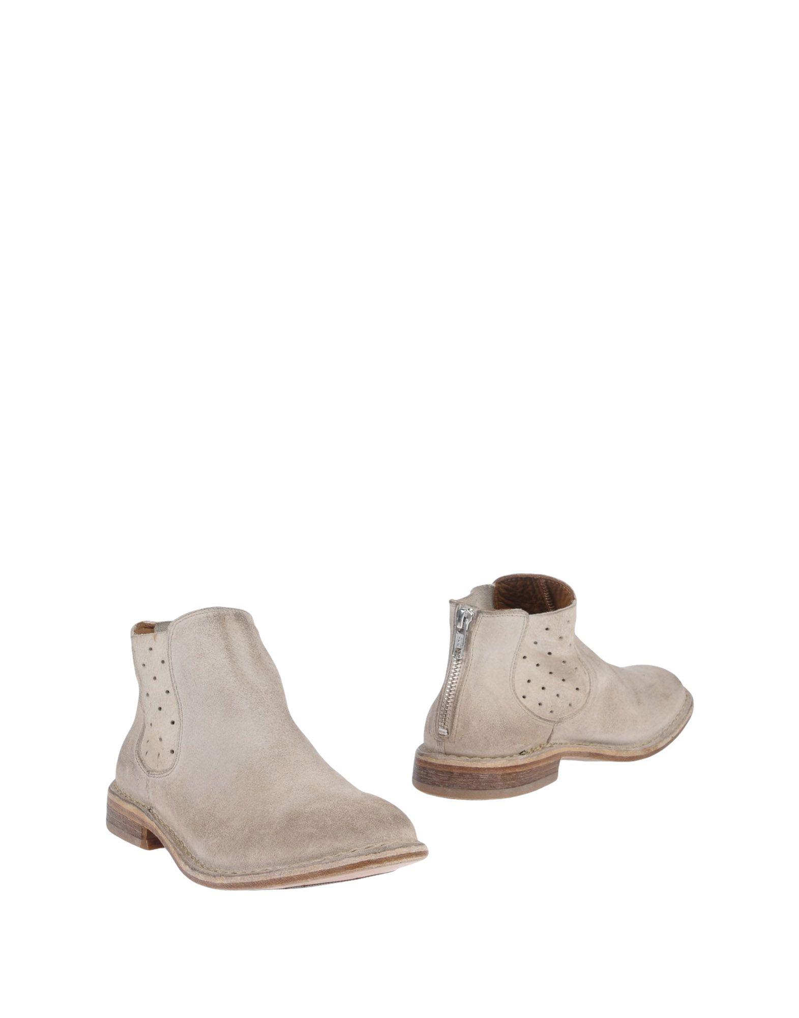 Stilvolle billige Schuhe Moma Stiefelette Damen  11411871CB