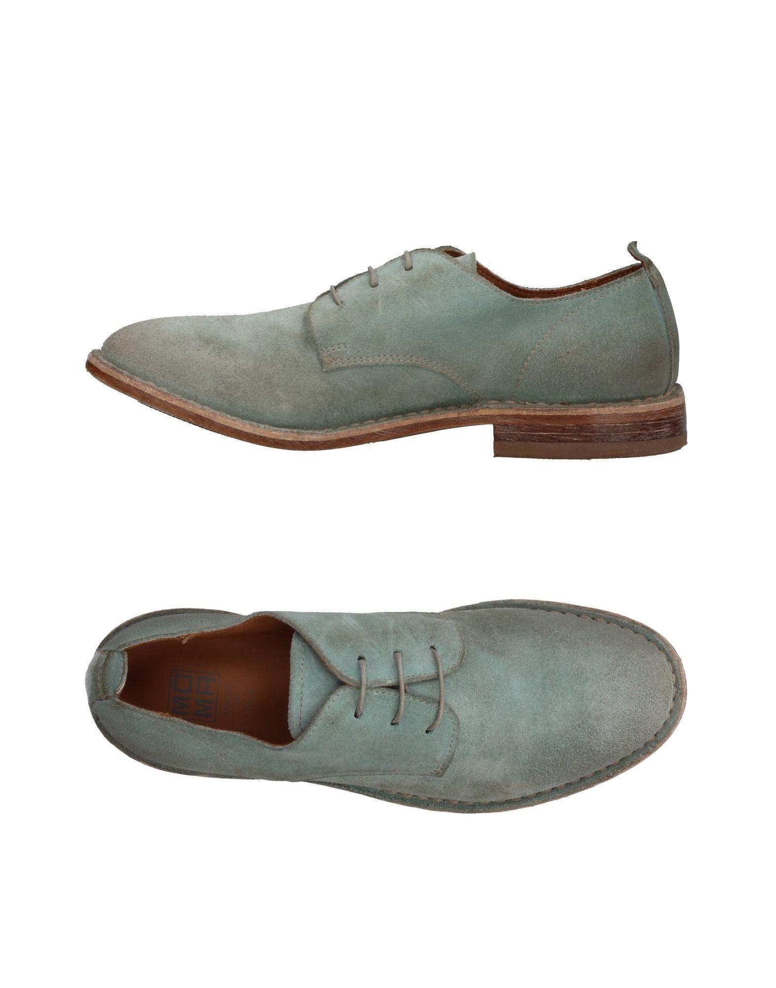Stilvolle billige Schuhe Moma Schnürschuhe Damen  11411873UU