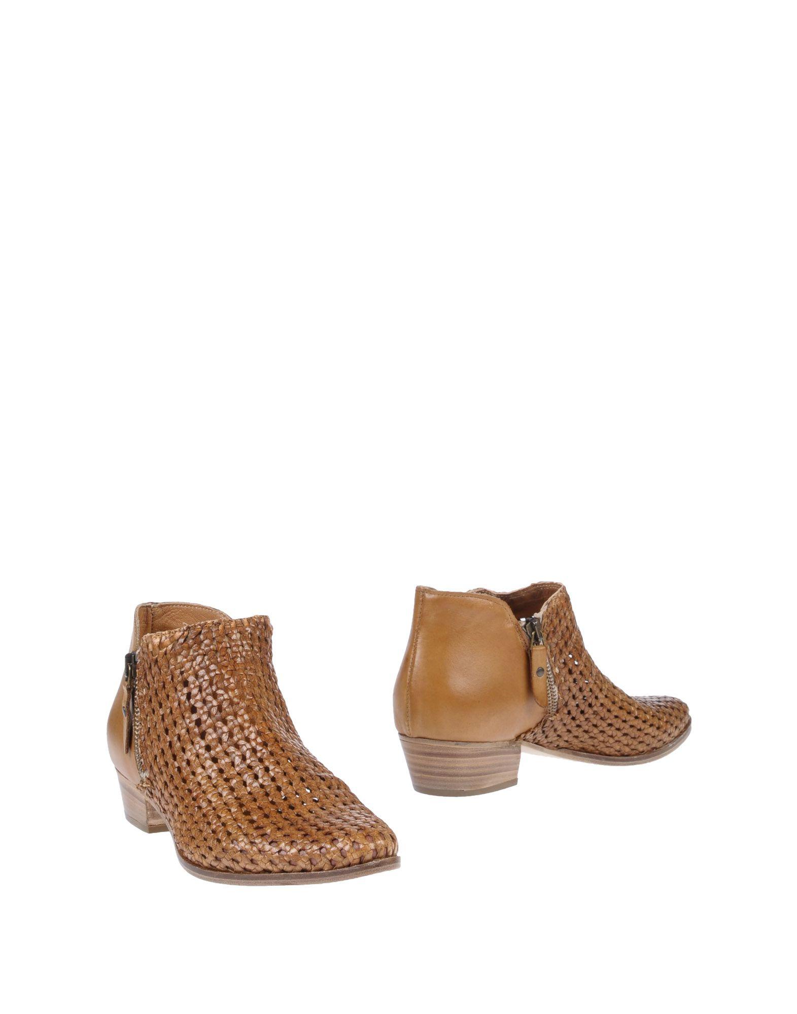 Haltbare Mode billige Schuhe Brawn's Stiefelette Damen  11411899MP Heiße Schuhe