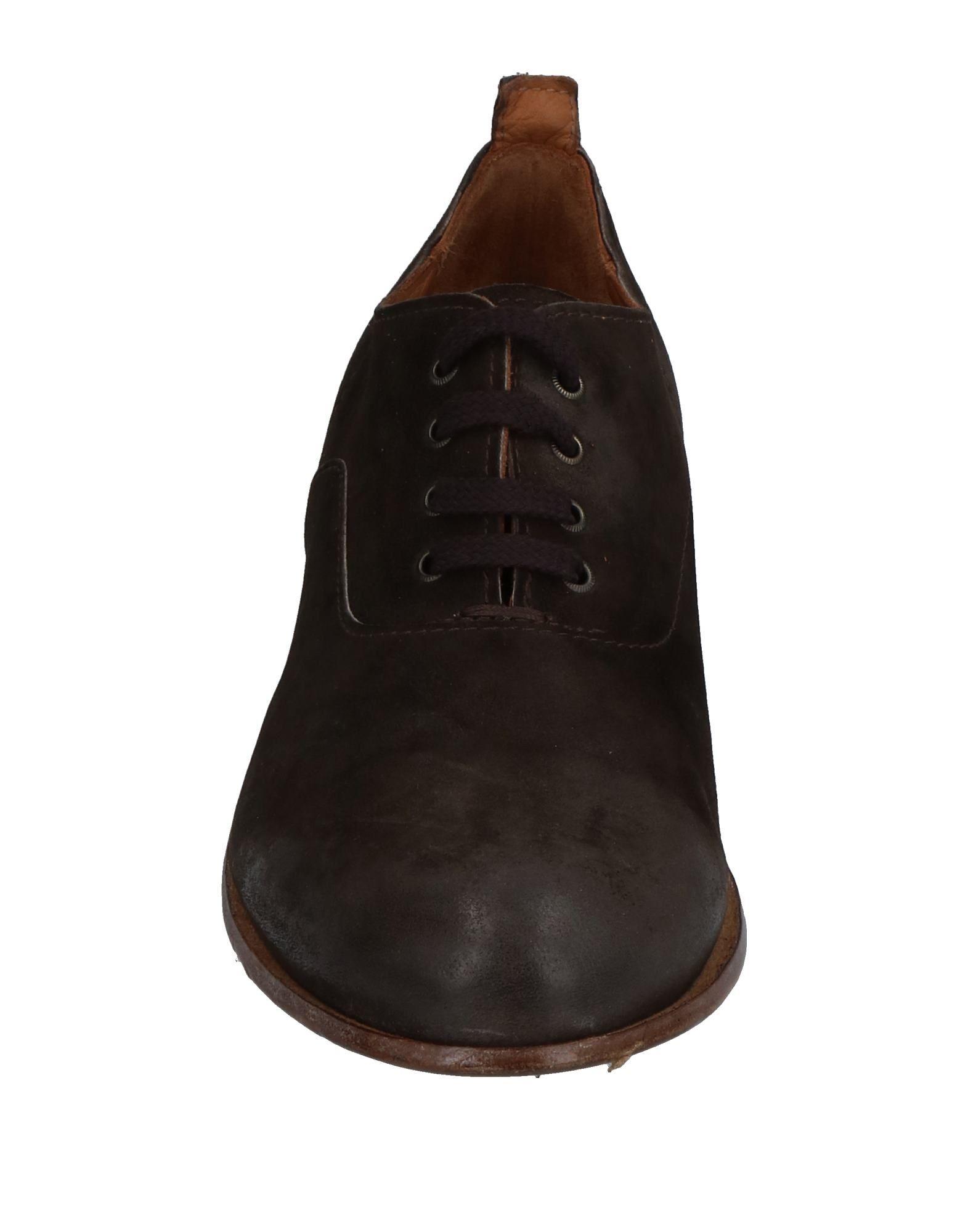 Stilvolle billige Schuhe Moma Schnürschuhe Damen  11411902NC