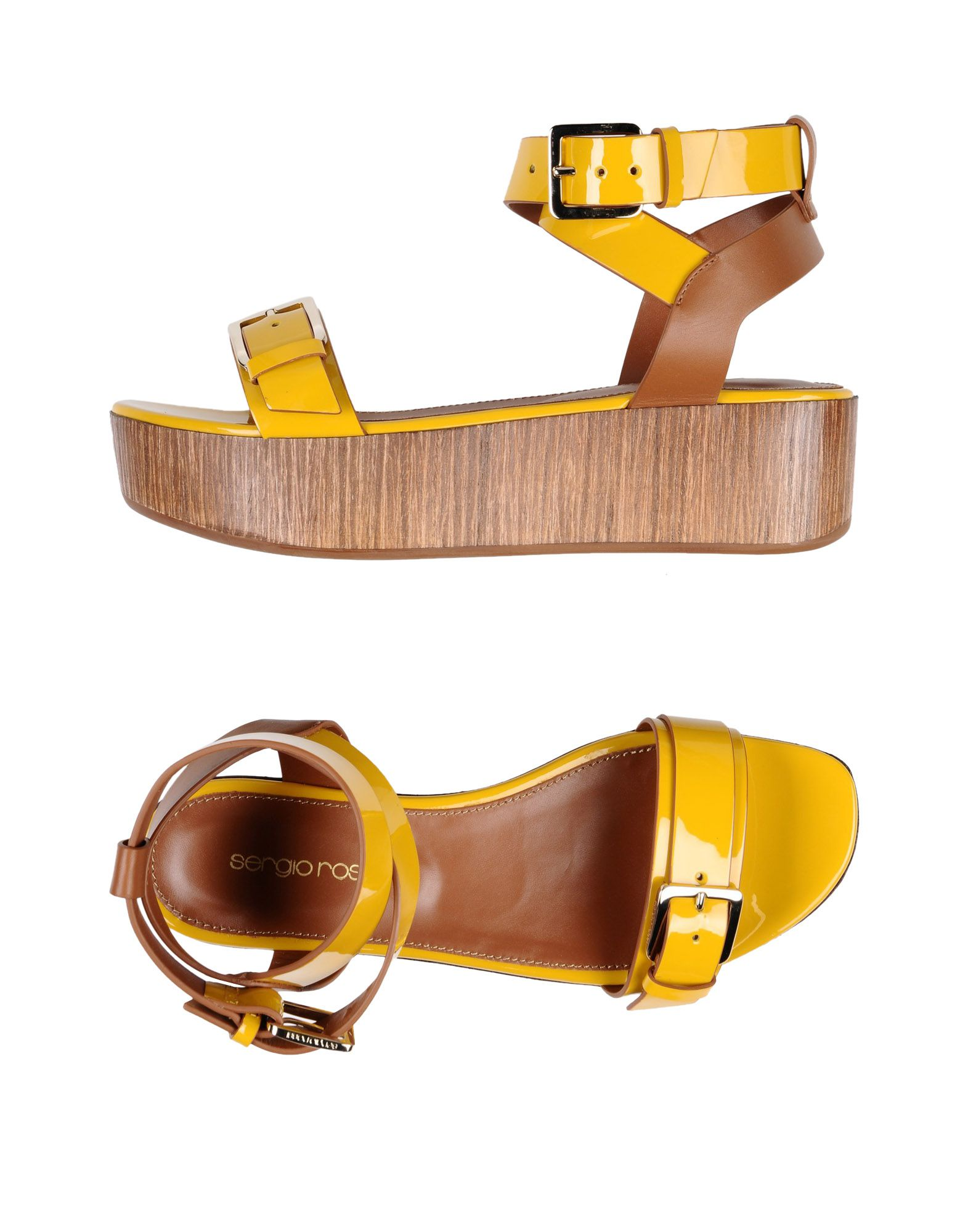 Sergio Rossi Sandalen Damen  11411926BDGünstige gut aussehende Schuhe