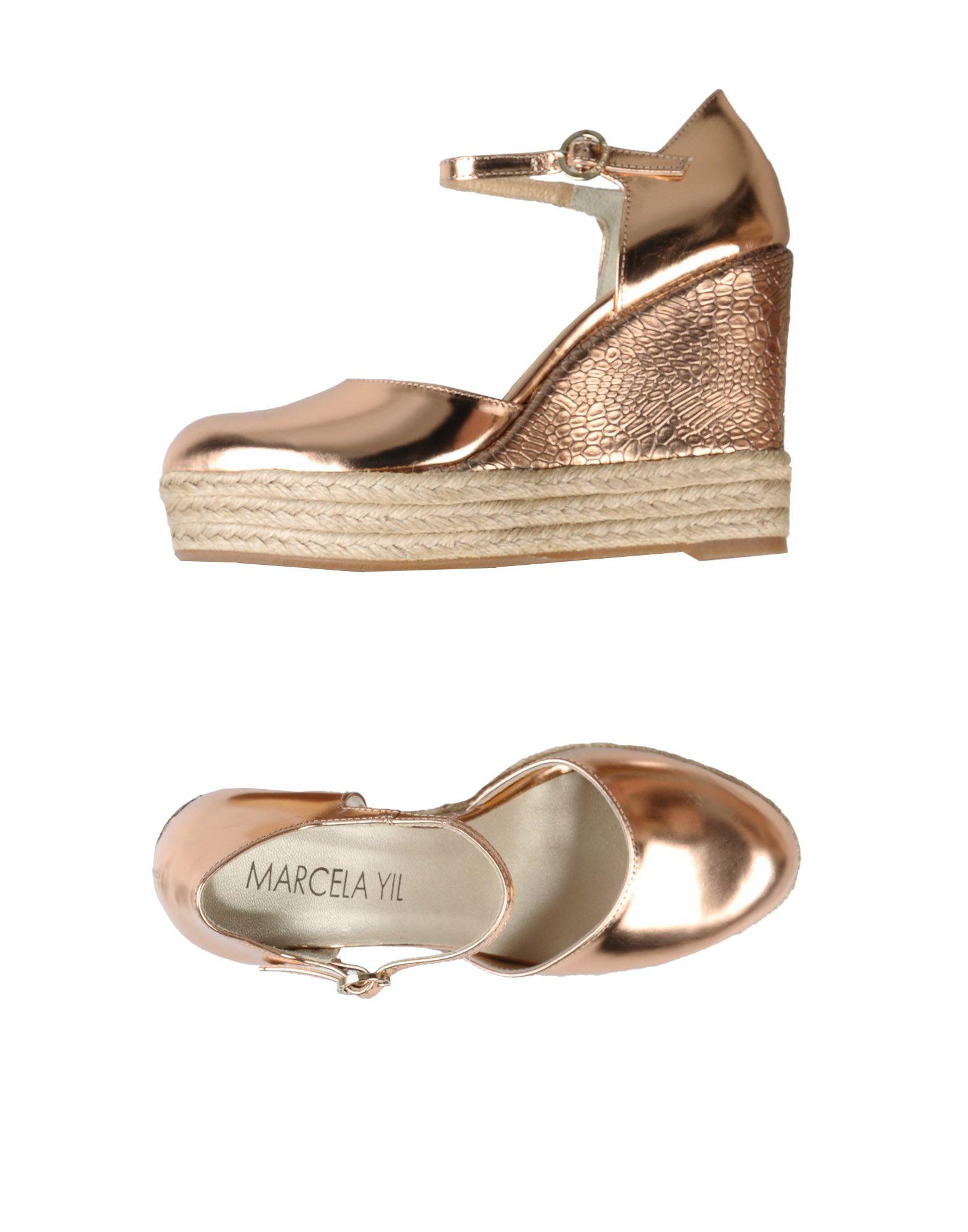 Marcela Yil Espadrilles Damen Gute  11411937FF Gute Damen Qualität beliebte Schuhe de540d