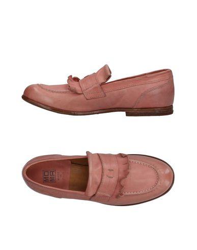 Los últimos zapatos de descuento Mocasín para hombres y mujeres Mocasín descuento Moma Mujer - Mocasines Moma - 11411939QJ Rosa 387102