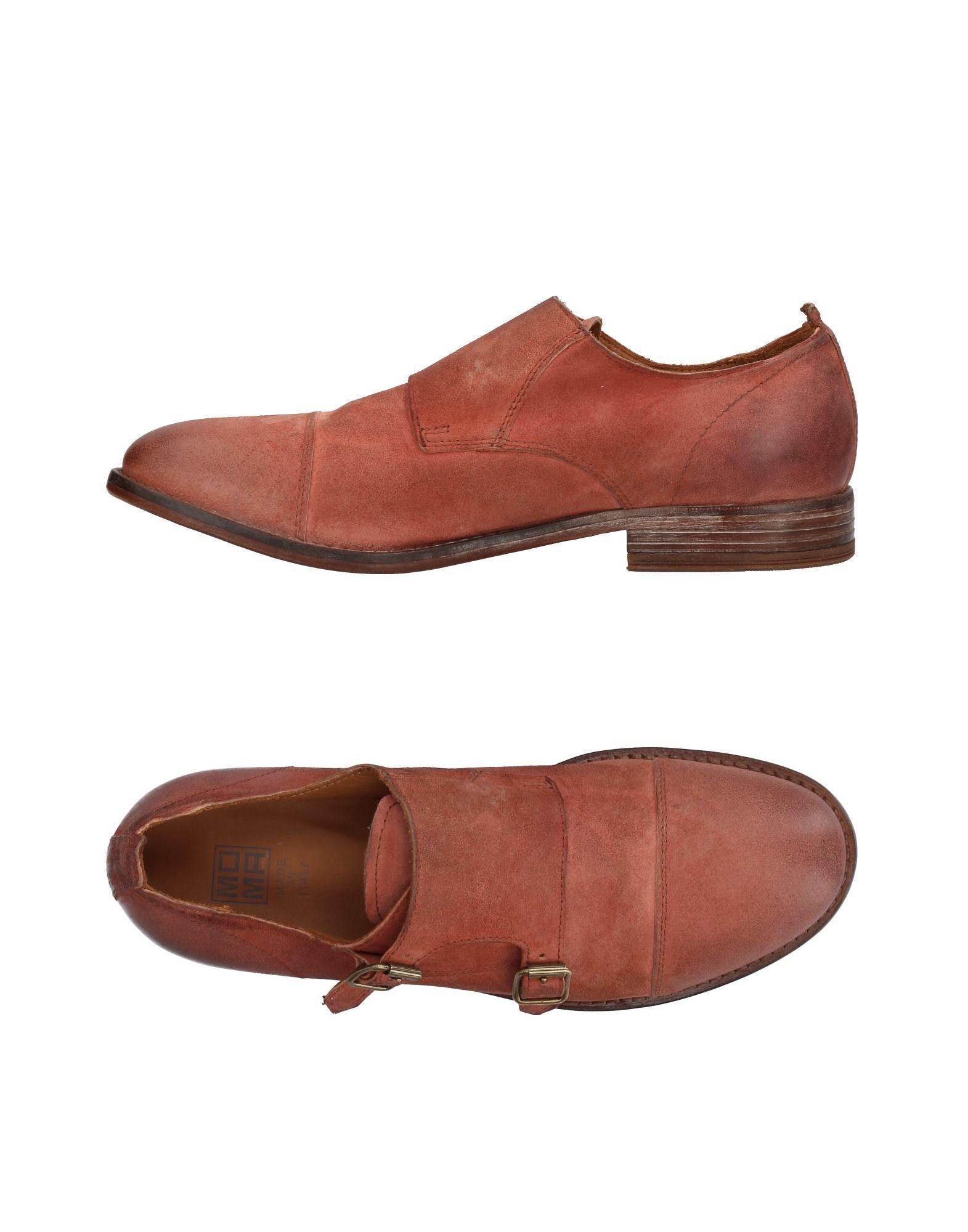 Rabatt echte Schuhe Moma Mokassins Herren  11411967BV