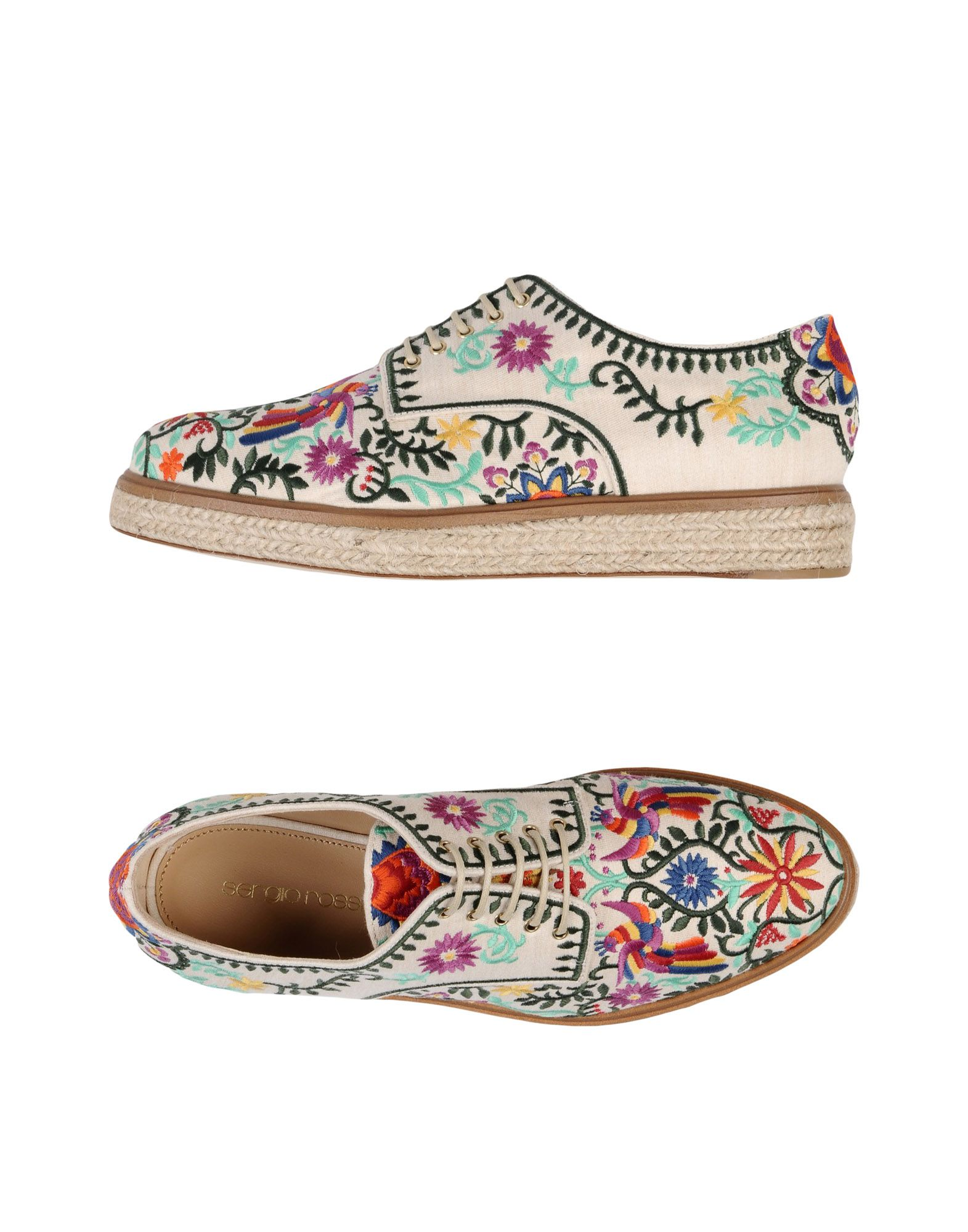 Chaussures À Lacets Sergio Rossi Femme - Chaussures À Lacets Sergio Rossi sur