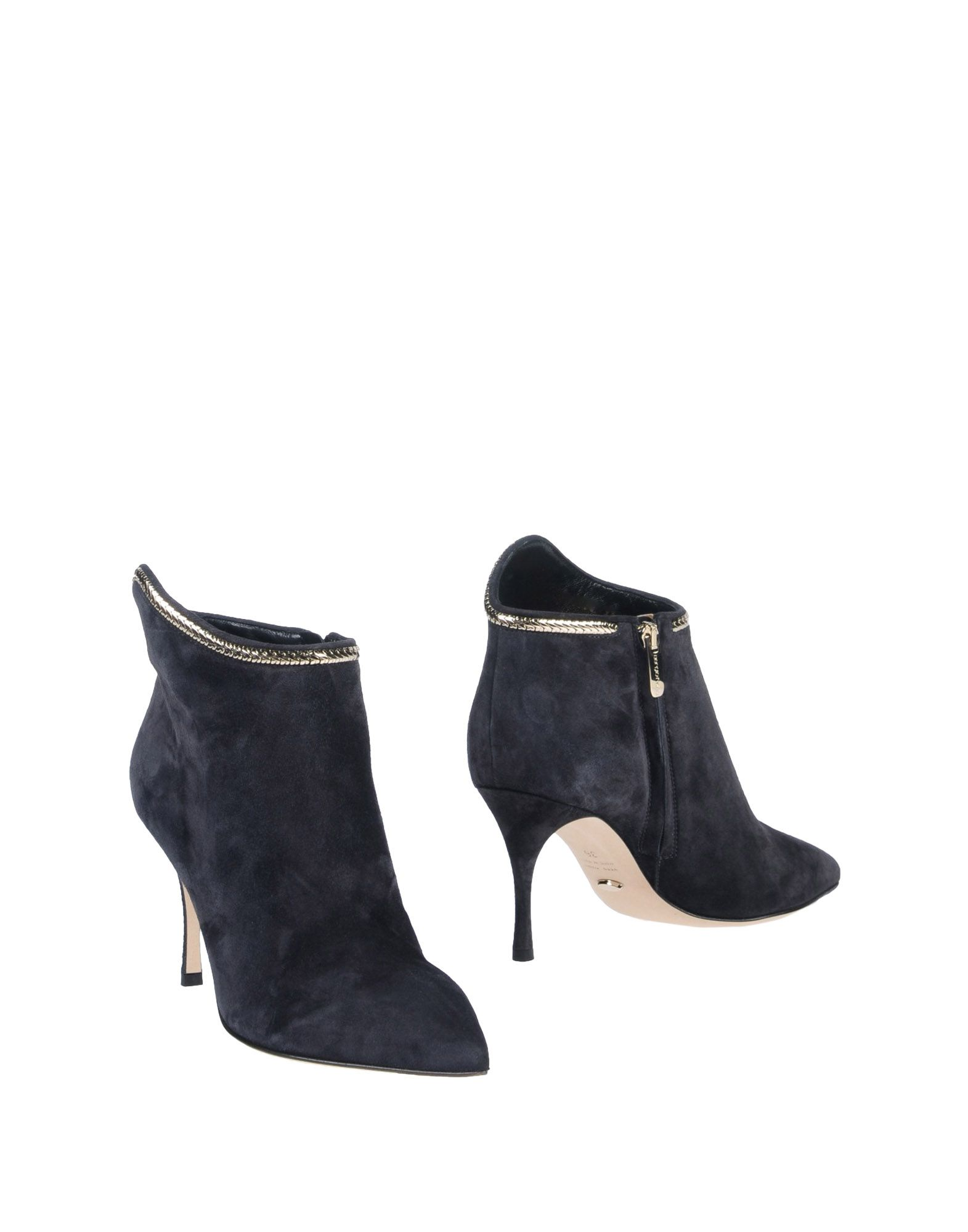 Sergio Rossi Stiefelette Stiefelette Rossi Damen  11412015LW Neue Schuhe 4d0cf9