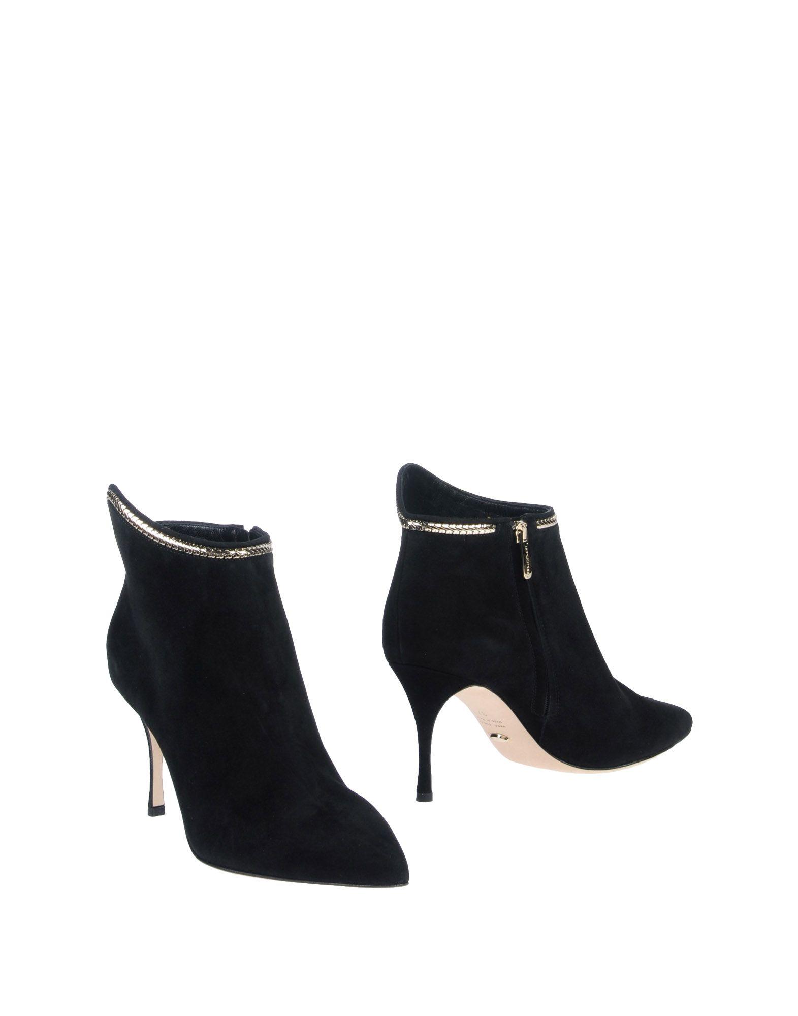 Sergio Rossi Stiefelette Damen  11412021DR Neue Schuhe
