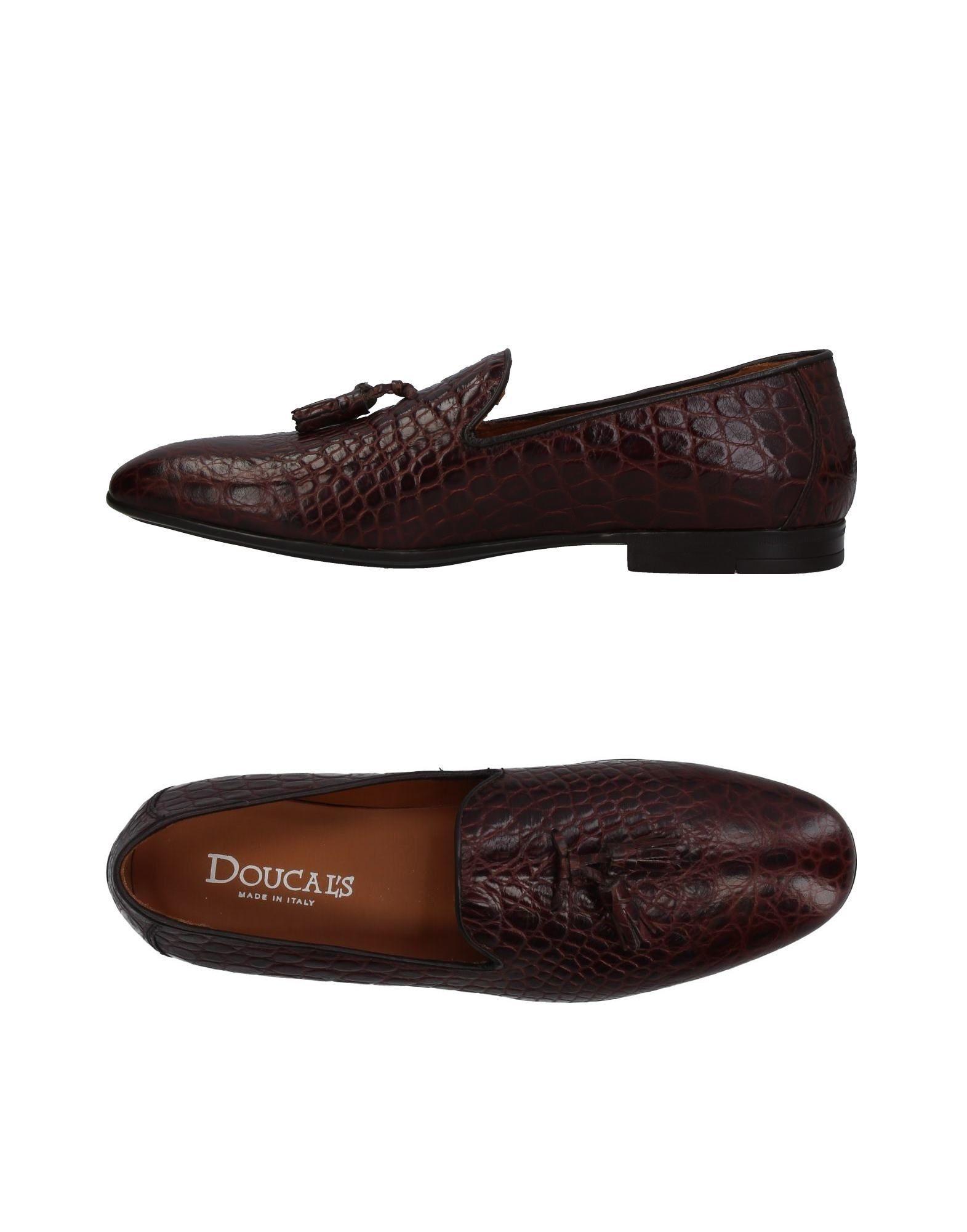 Mocassino Doucal's Uomo - 11412289VE elegante