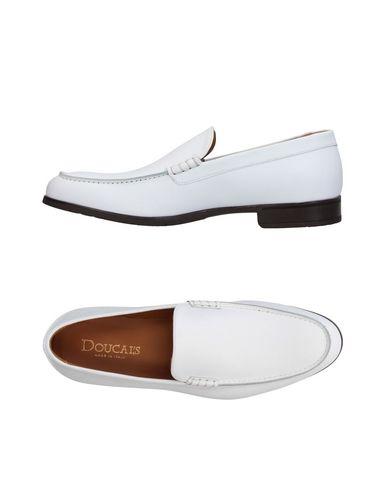 Zapatos con descuento Mocasín Doucal's Hombre - Mocasines Doucal's - 11412303KQ Blanco