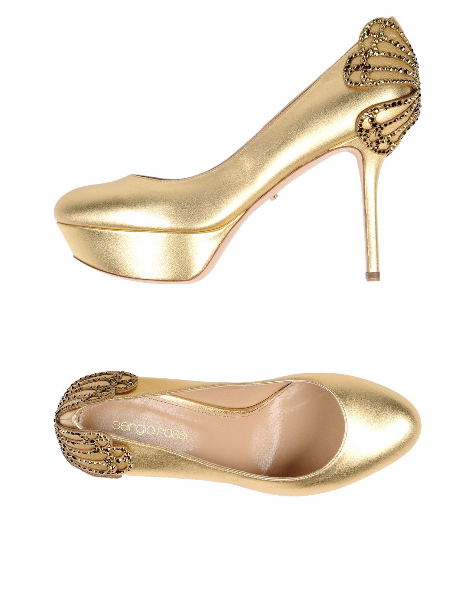 Sergio Rossi Pumps Damen  11412314SKGünstige gut aussehende Schuhe