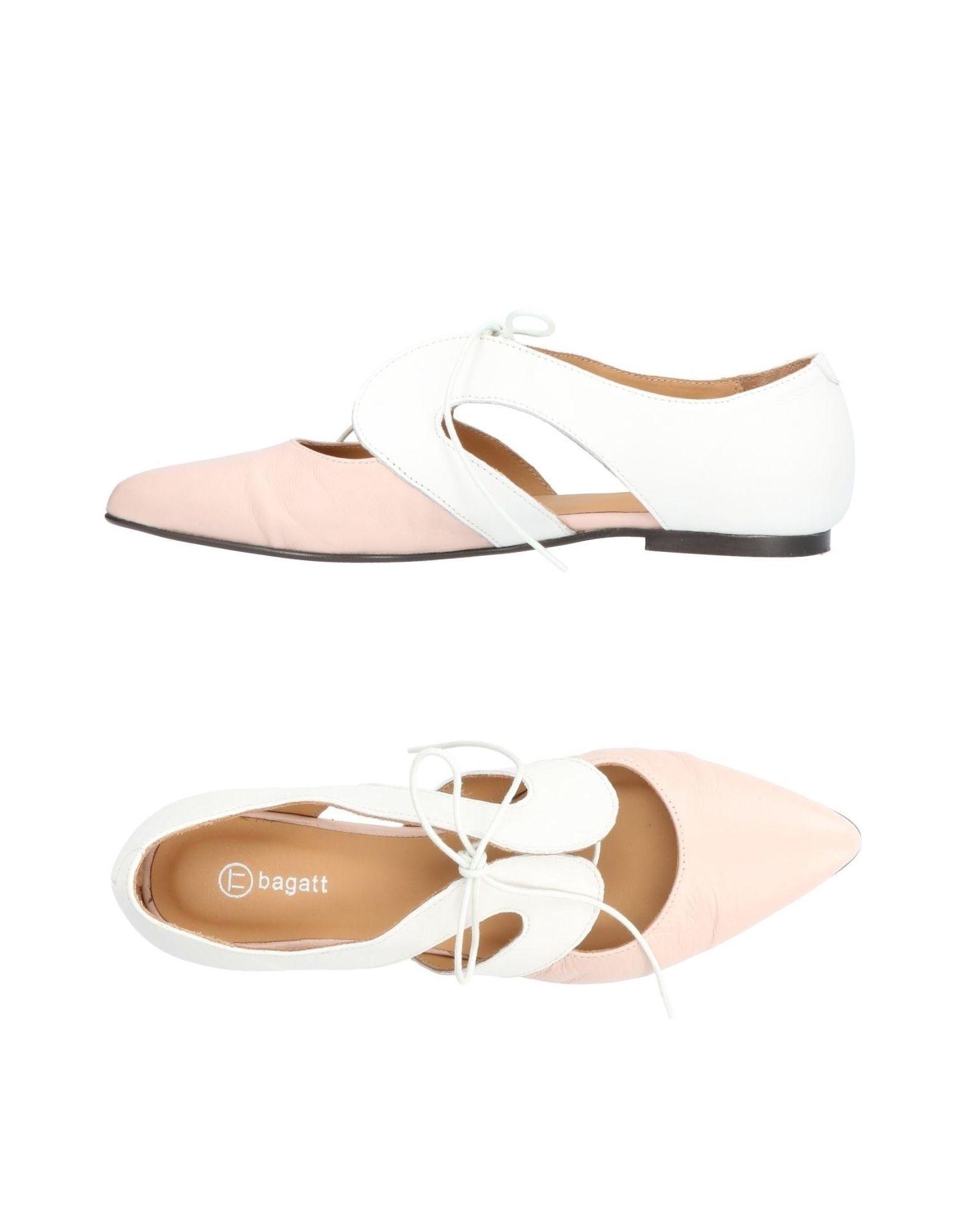 Günstige und modische Schuhe Bagatt Schnürschuhe Damen  11412319JJ