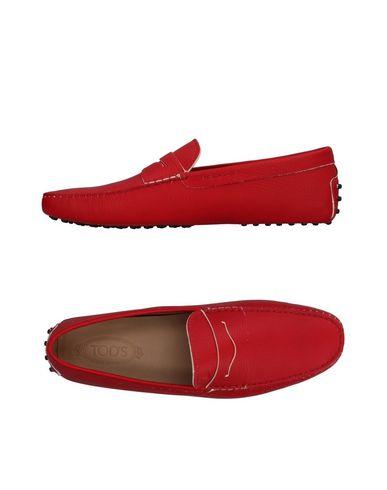 Zapatos con descuento Mocasín Tod's Hombre - Mocasines Tod's - 11412359BT Rojo