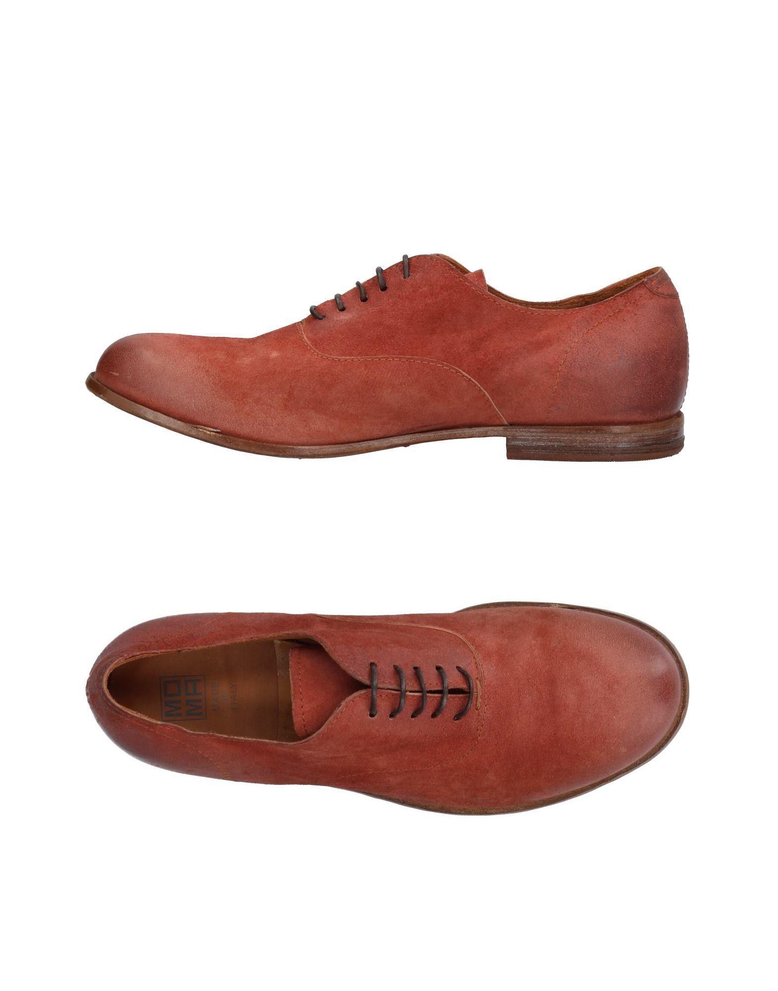 Günstige und modische Schuhe Moma Schnürschuhe Herren  11412360AT