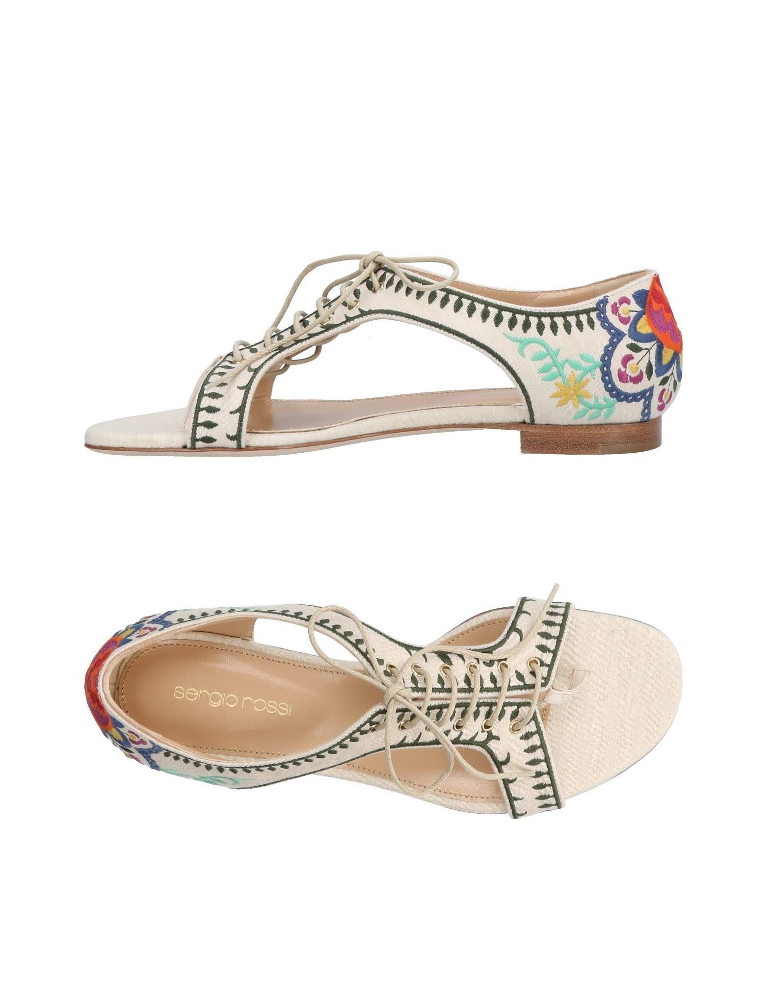 Sergio Rossi Dianetten Damen  Schuhe 11412388CT Neue Schuhe  f0d44f