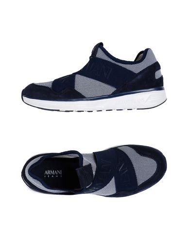 ARMANI JEANS Sneakers Top-Qualität Günstig Online Billig Zum Verkauf  Wie Viel Freies Verschiffen uOOFZZK