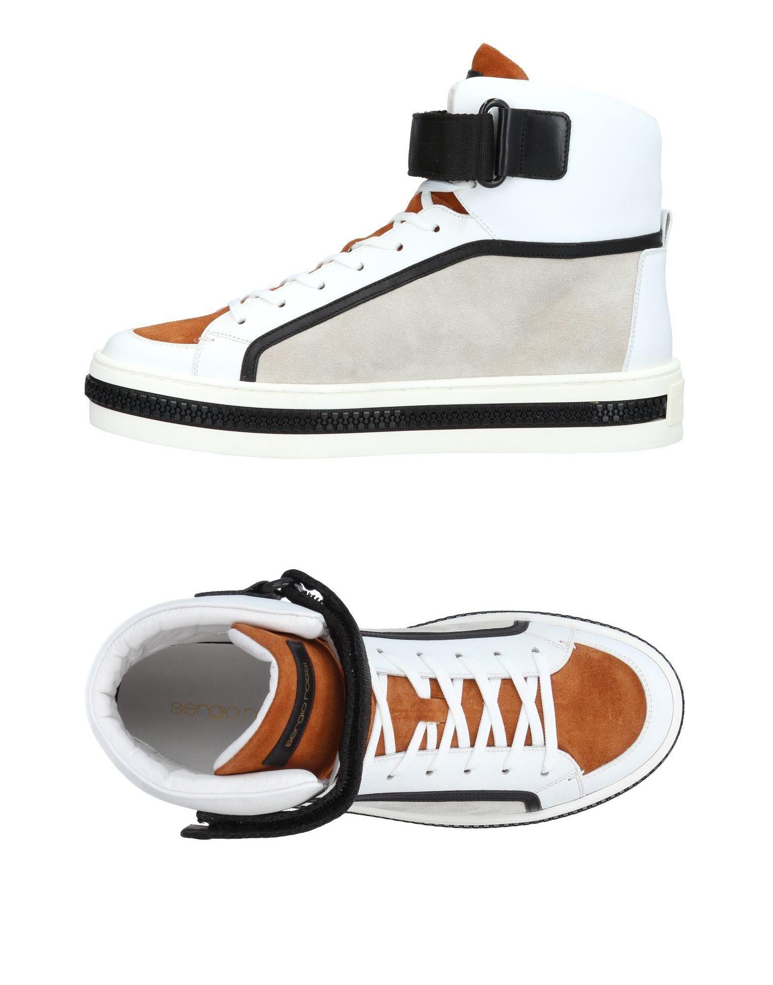 Sergio Rossi Sneakers Herren  11412445SM Gute Qualität beliebte Schuhe