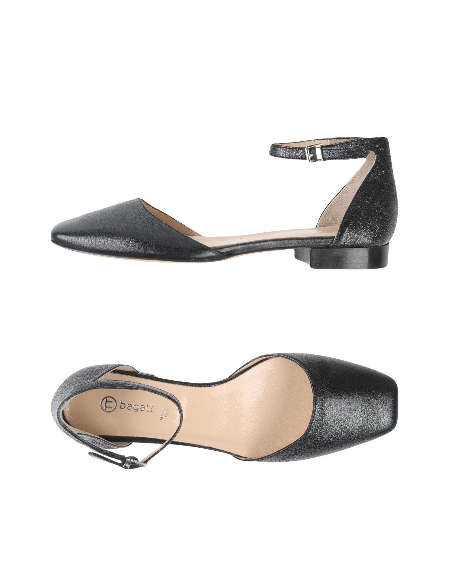 Haltbare Mode billige Schuhe Bagatt Ballerinas Damen  11412480FU Heiße Schuhe