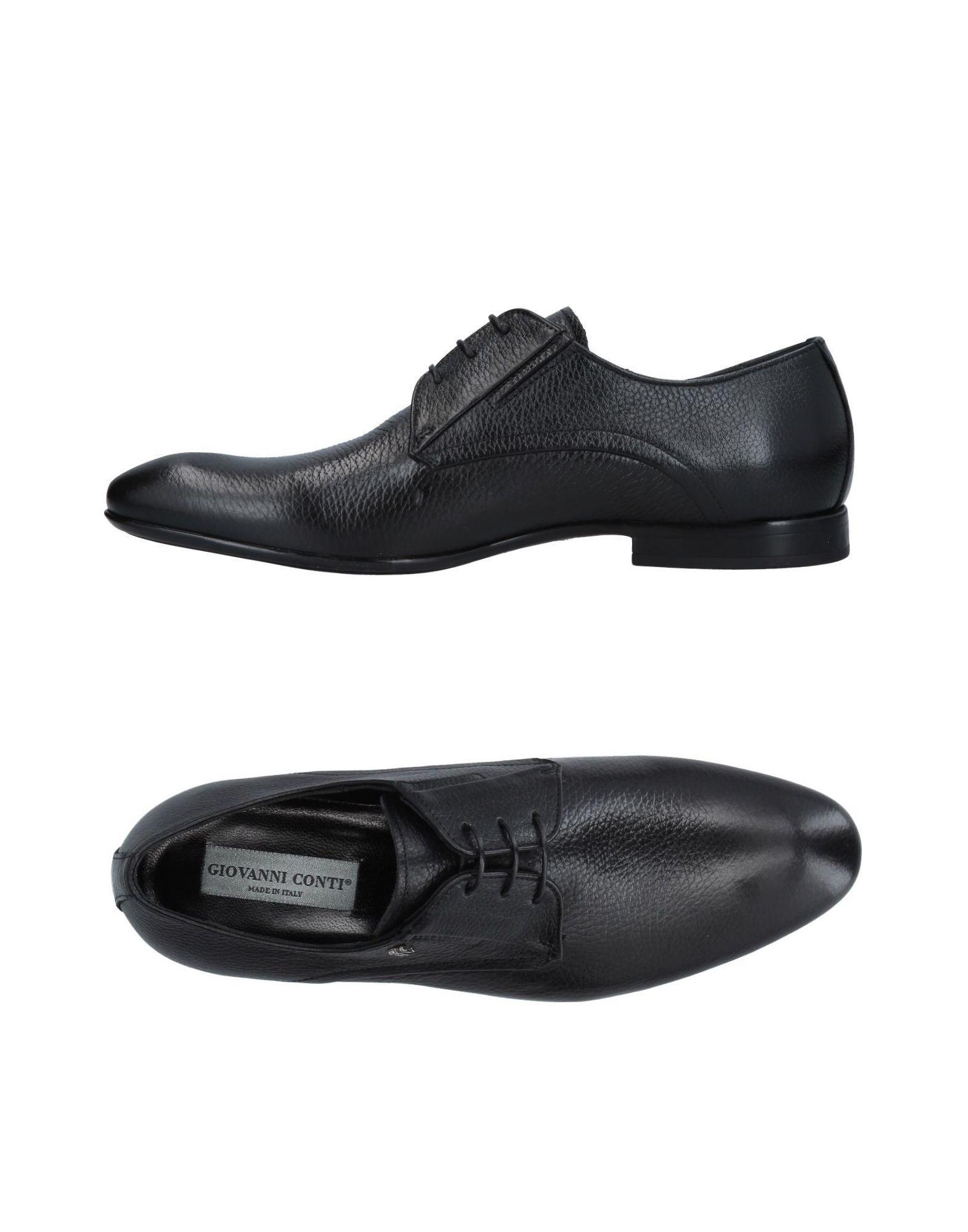 Rabatt echte Schuhe Giovanni Conti Schnürschuhe Herren  11412548NJ