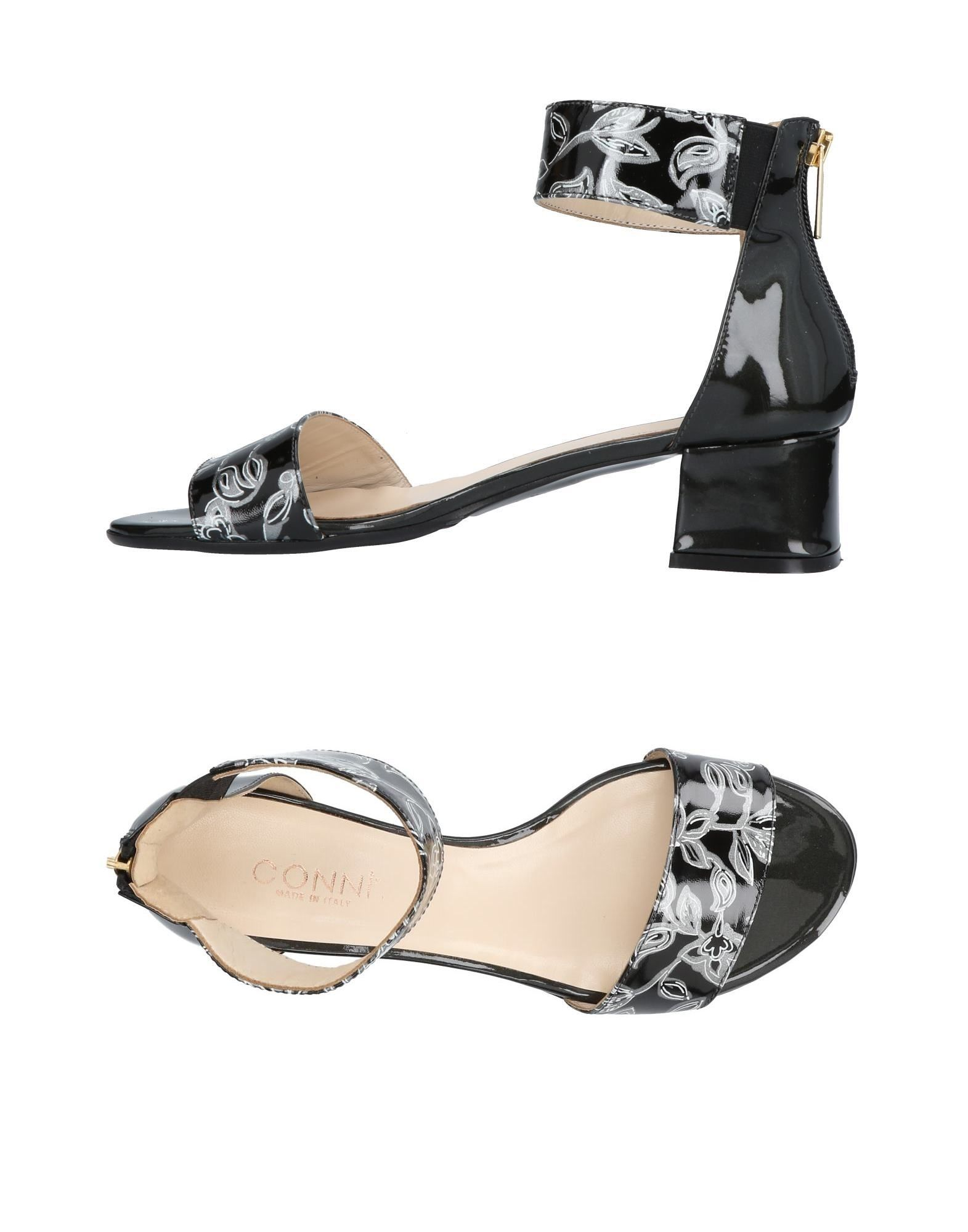 Los zapatos más populares para y hombres y para mujeres Sandalia Conni Mujer - Sandalias Conni  Negro e83f63