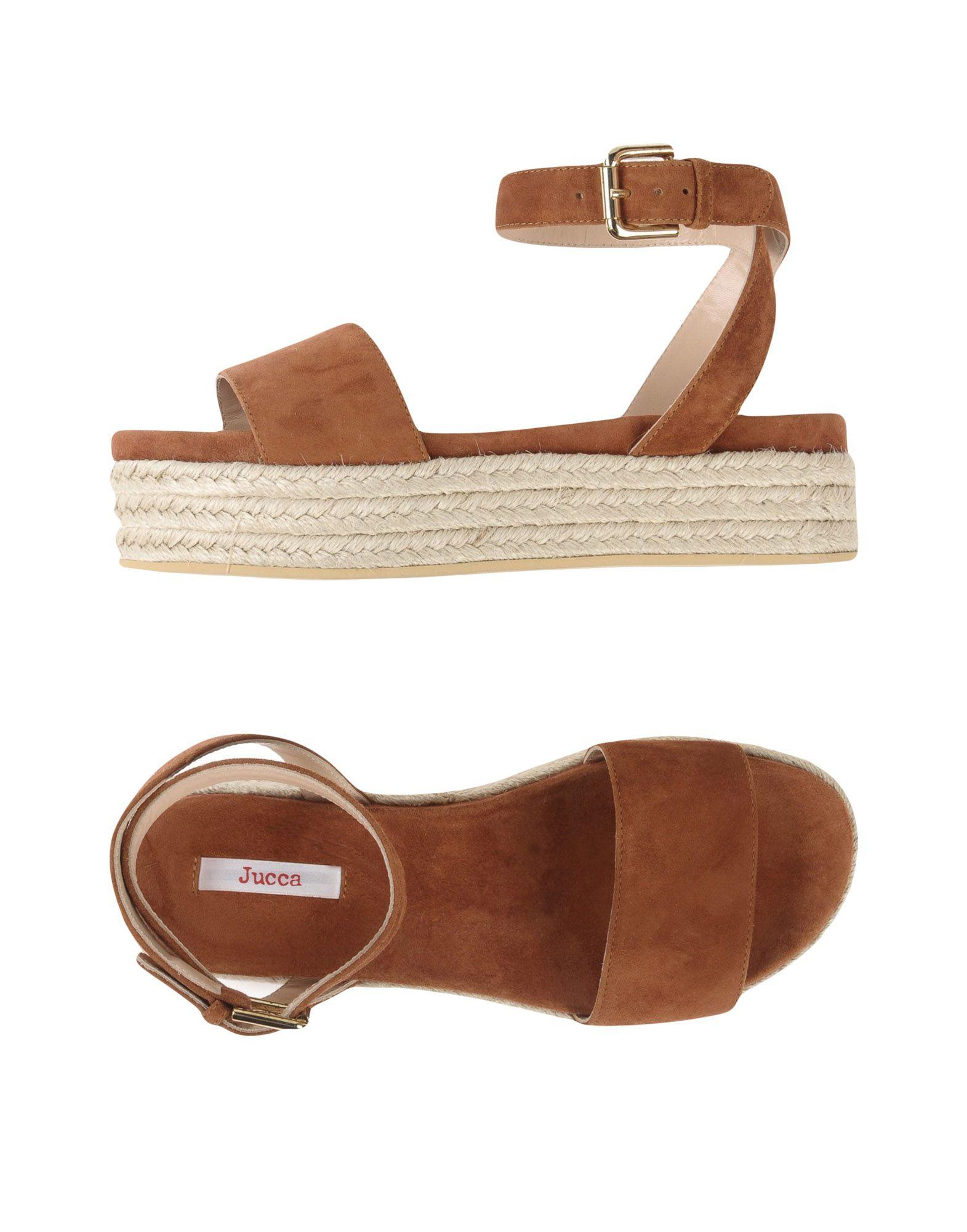 Gut tragenJucca um billige Schuhe zu tragenJucca Gut Sandalen Damen  11412587JN 39b8e4