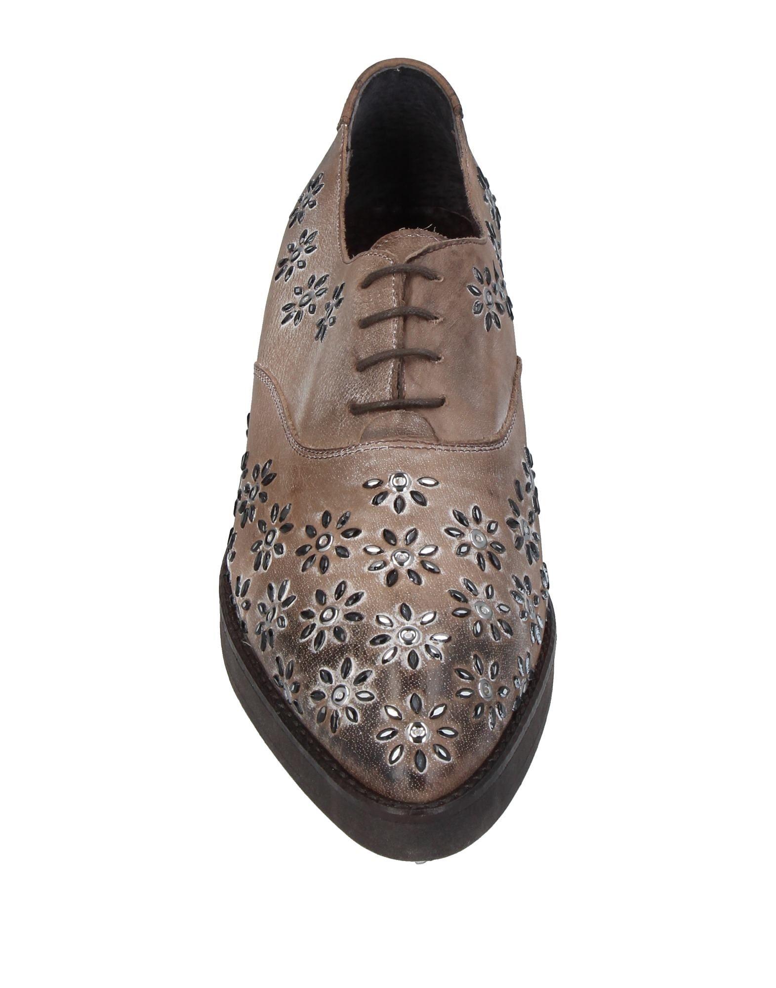 Chaussures À Lacets Cafènoir Femme - Chaussures À Lacets Cafènoir sur
