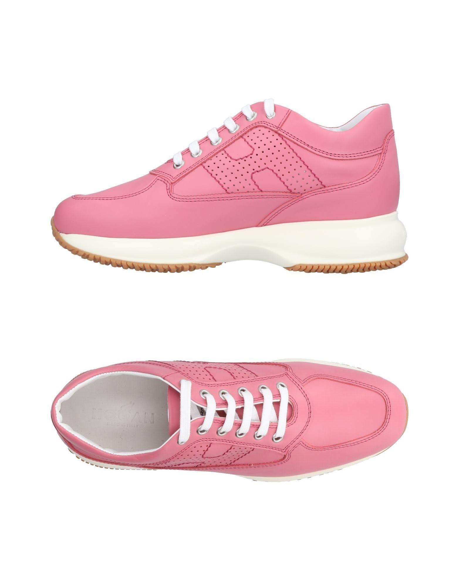 Baskets Hogan Femme - Baskets Hogan Rose Dernières chaussures discount pour hommes et femmes