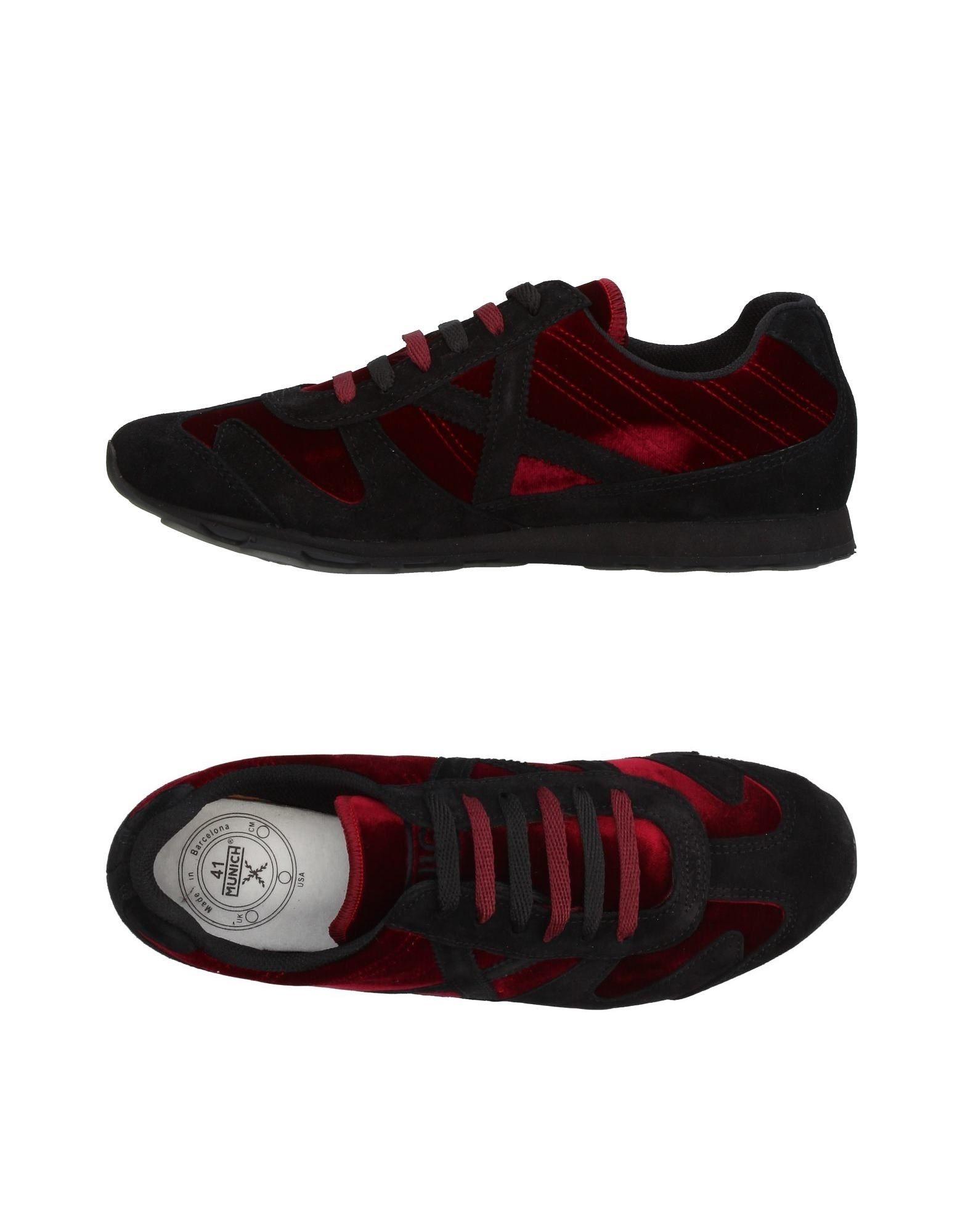 Sneakers Sneakers Sneakers Munich Homme - Sneakers Munich  Noir Remise de marque d8a509