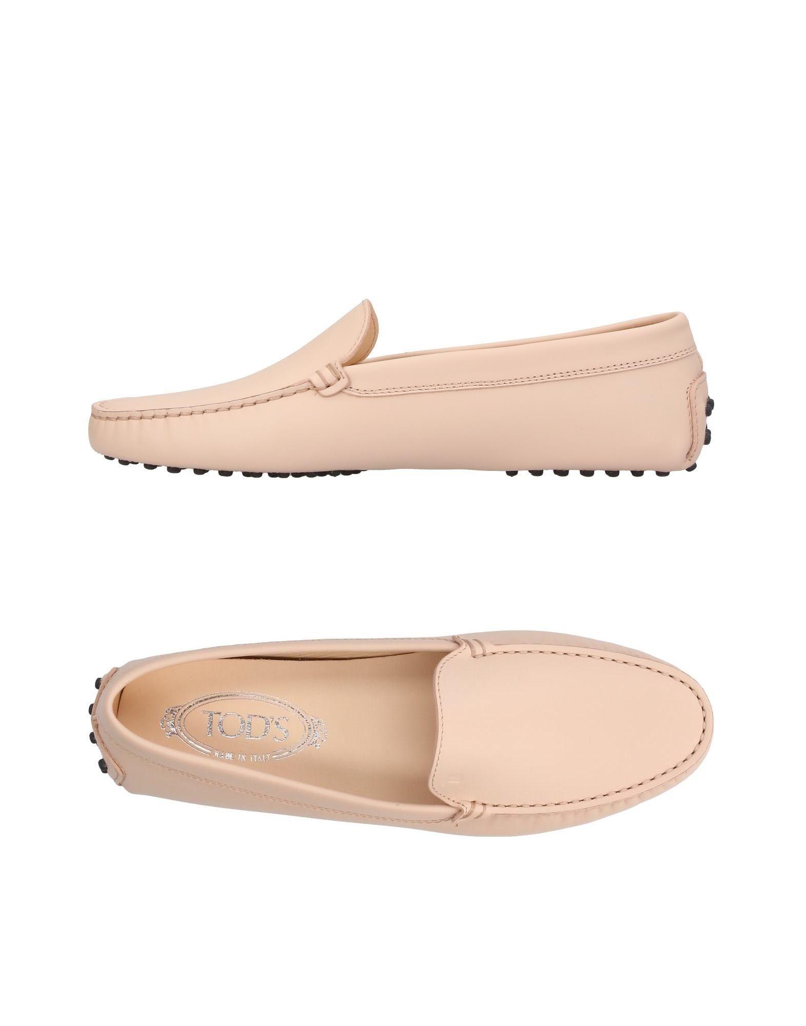Haltbare Mode billige Schuhe Tod's Mokassins Damen  11412708VR Heiße Schuhe