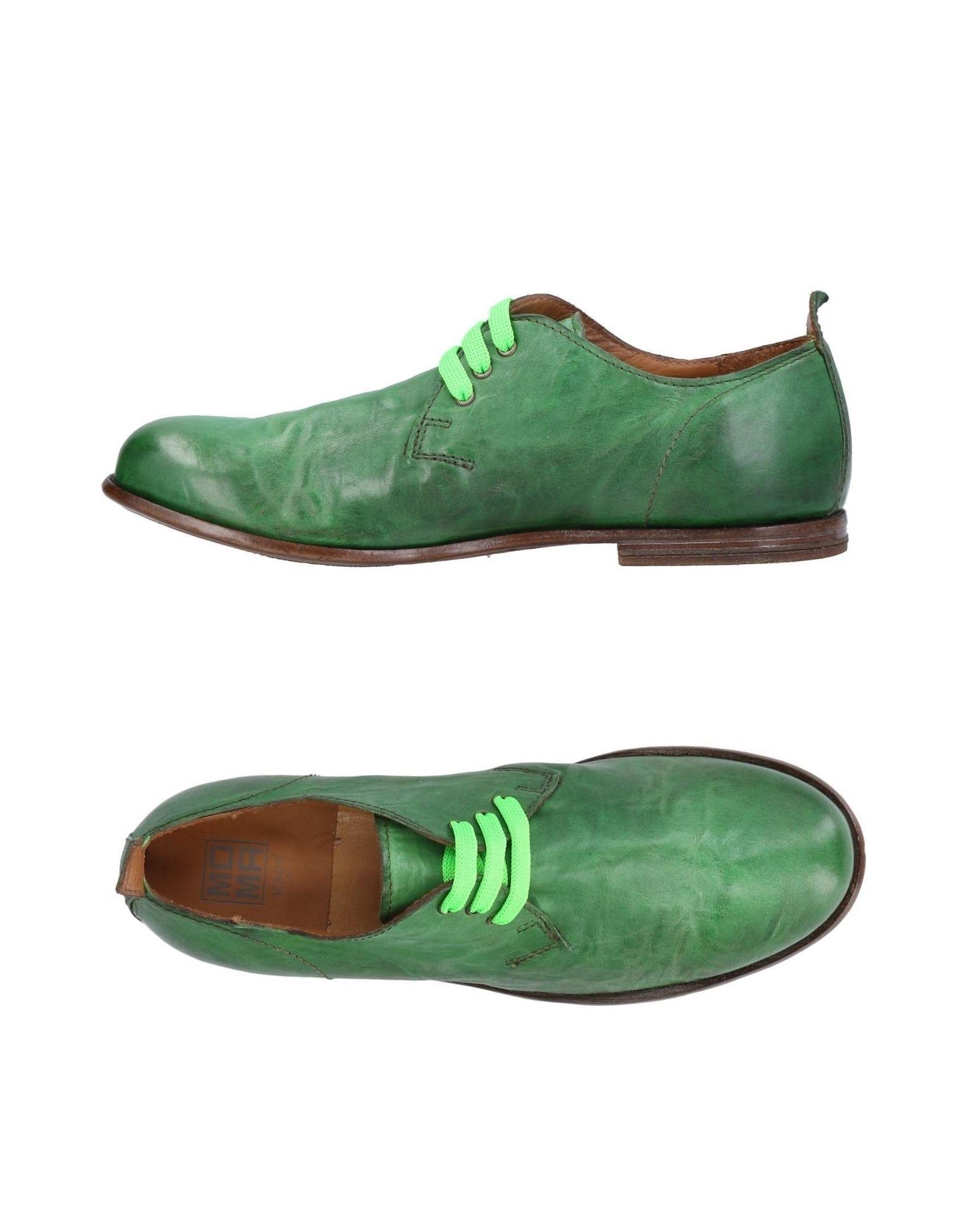 Stilvolle billige Schuhe Moma Schnürschuhe Damen  11412713NP