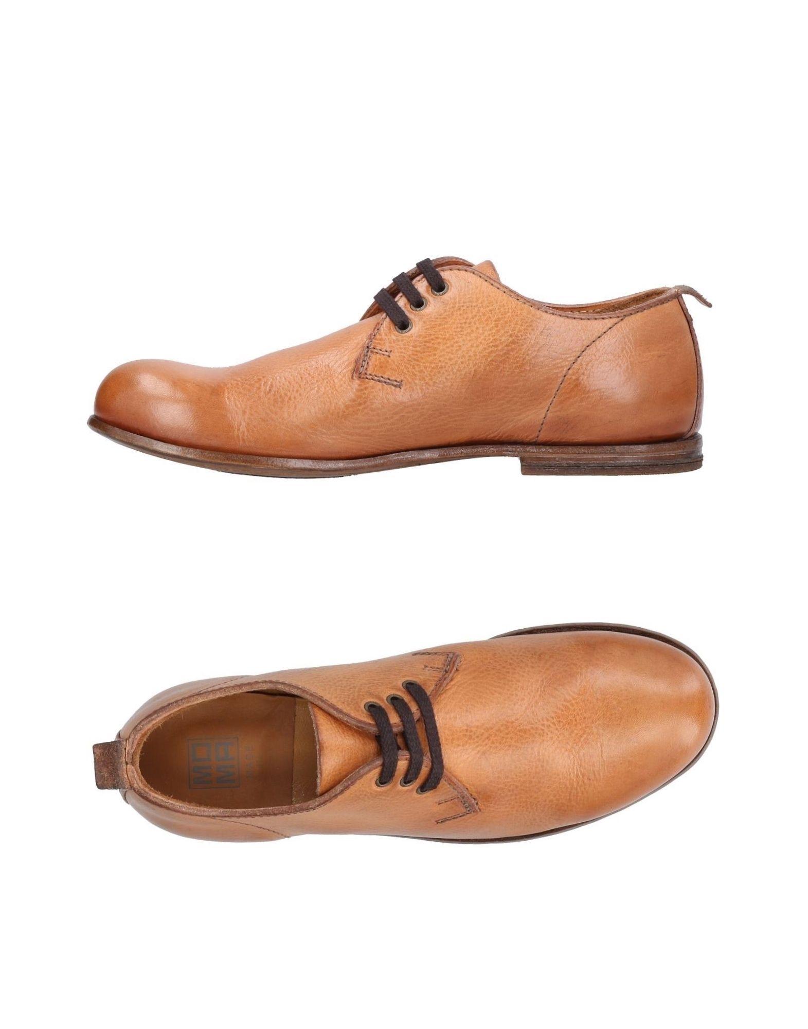 Stilvolle billige Schuhe Moma Schnürschuhe Damen  11412733ND