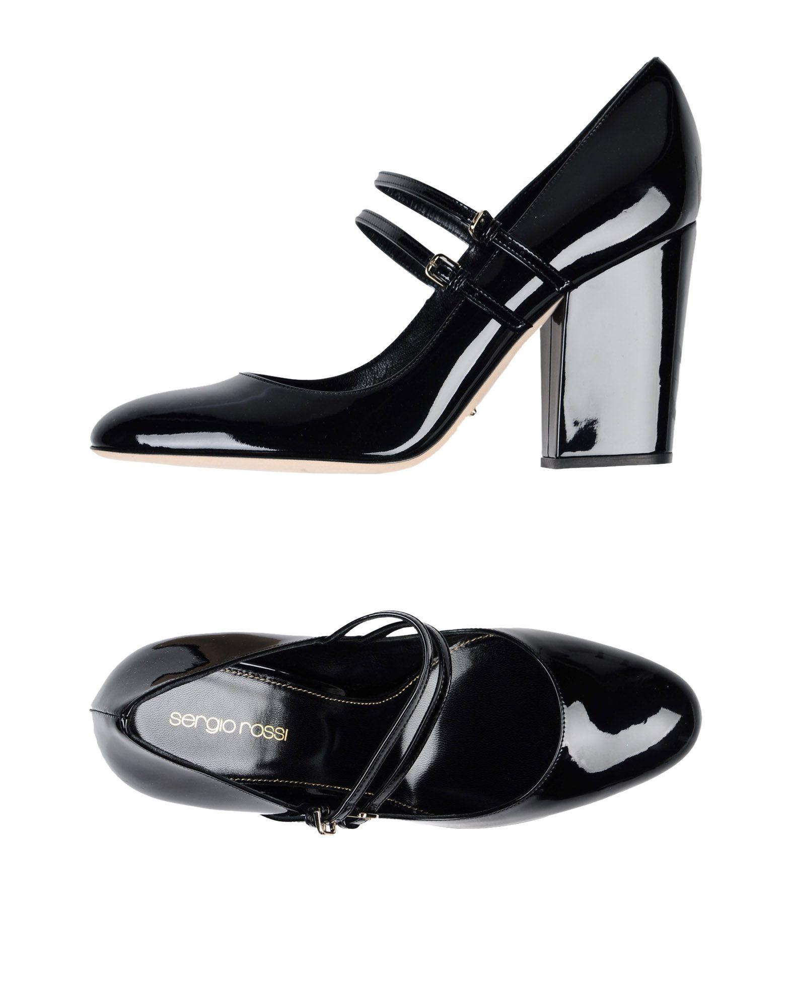 Sergio Rossi Pumps Damen  11412764NG Beliebte Schuhe