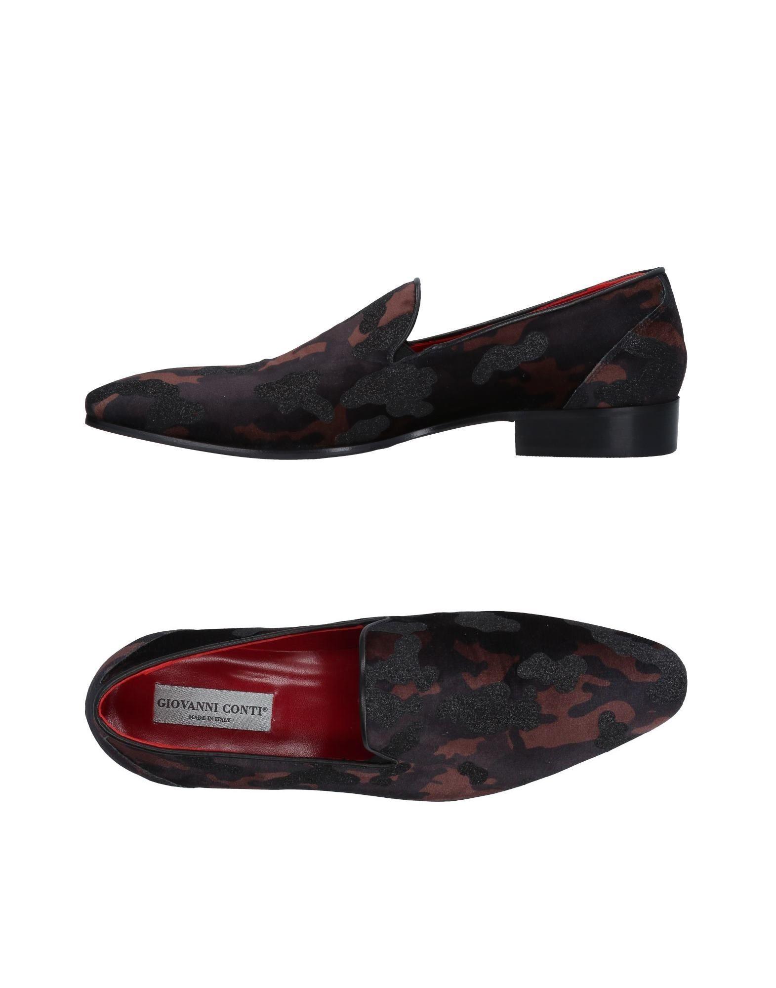 Rabatt echte Schuhe Giovanni Conti Mokassins Herren  11412767IP