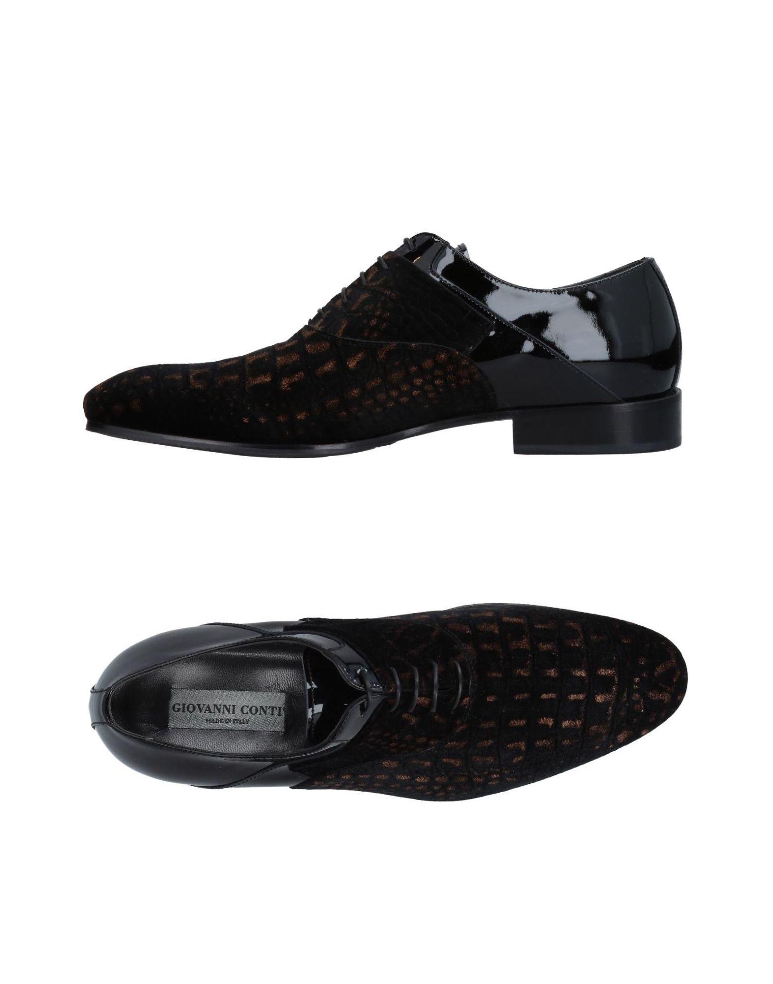 Giovanni Conti Schnürschuhe Herren  11412813LN Gute Qualität beliebte Schuhe