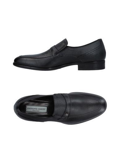 Los últimos zapatos de Giovanni hombre y mujer Mocasín Giovanni de Conti Hombre - Mocasines Giovanni Conti - 11412842EJ Negro 7a3e69