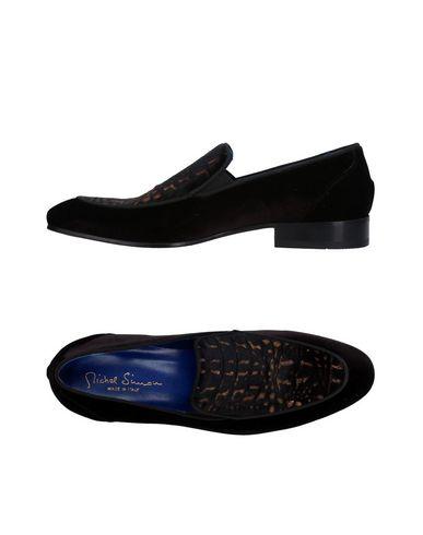 Zapatos con descuento Mocasín Michel Simon Hombre - Mocasines Michel Simon - 11412846GT Negro