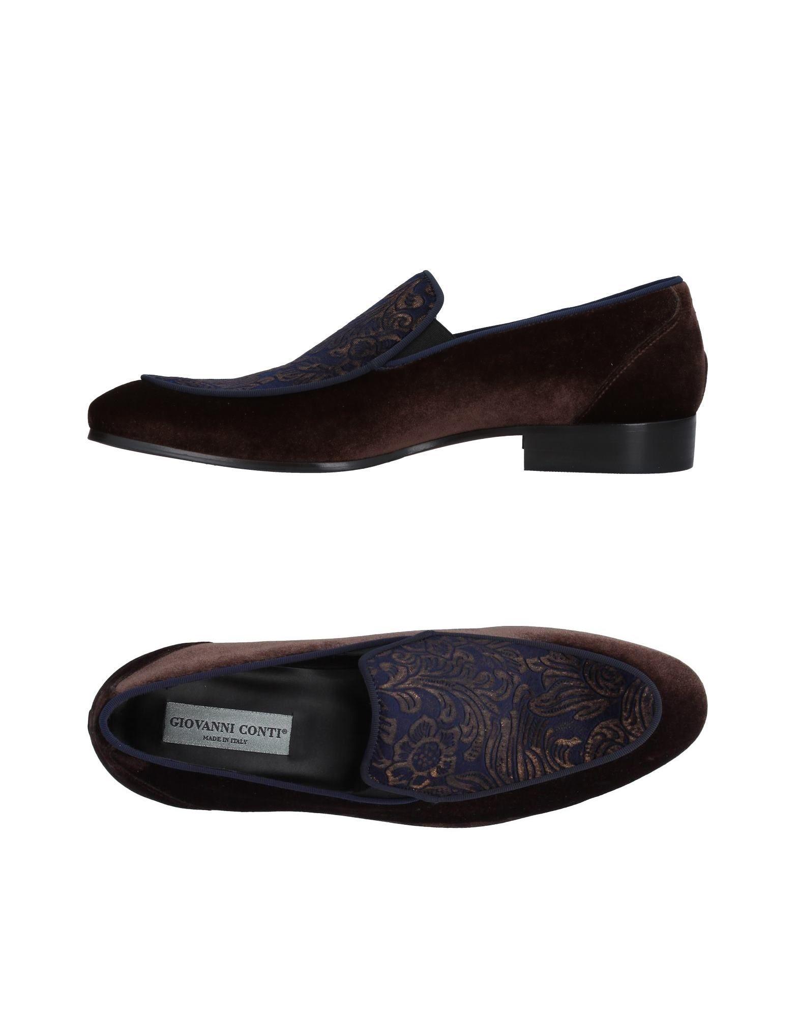 Giovanni Conti Mokassins Herren  11412883JM Gute Qualität beliebte Schuhe