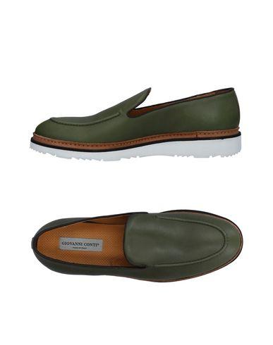 Zapatos con descuento Mocasín Giovanni Conti Hombre - Mocasines Giovanni Conti - 11412903FD Verde militar