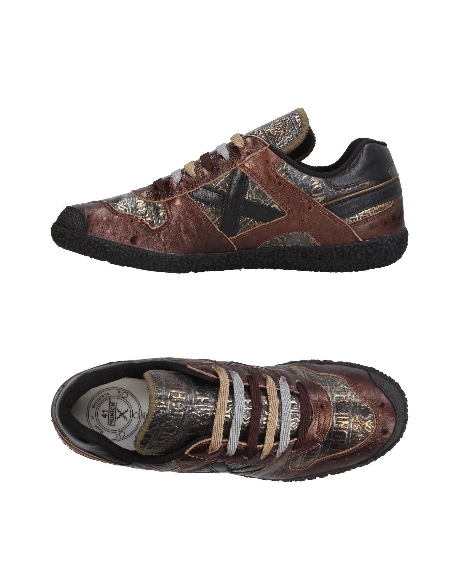 Sneakers Munich Homme - Sneakers Munich  Moka Les chaussures les plus populaires pour les hommes et les femmes
