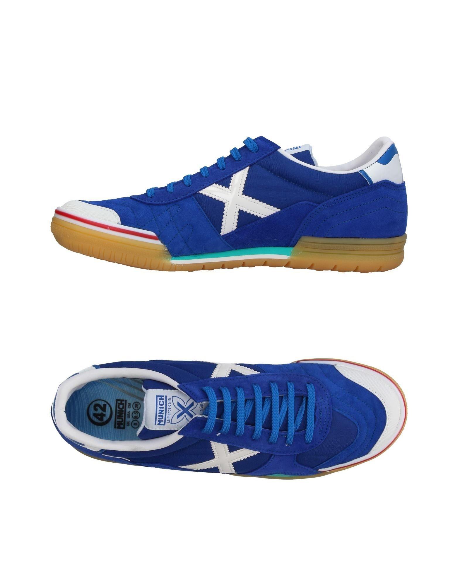 Haltbare Mode billige Schuhe Munich Sneakers Herren  11412941HG Heiße Schuhe