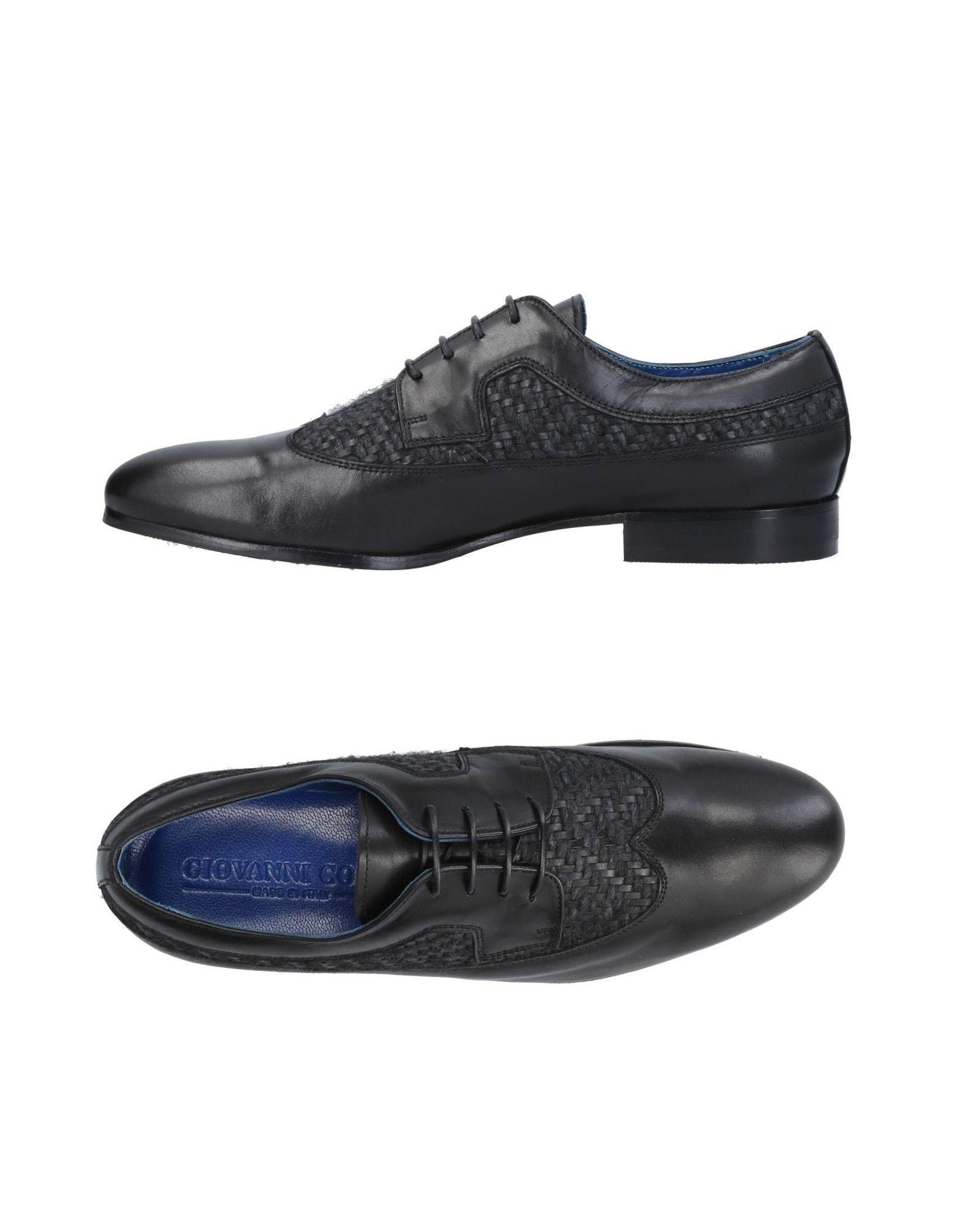 Descuento de la marca Zapato De Cordones Giovanni Conti Conti Conti Mujer - Zapatos De Cordones Giovanni Conti  Negro 6c45c5