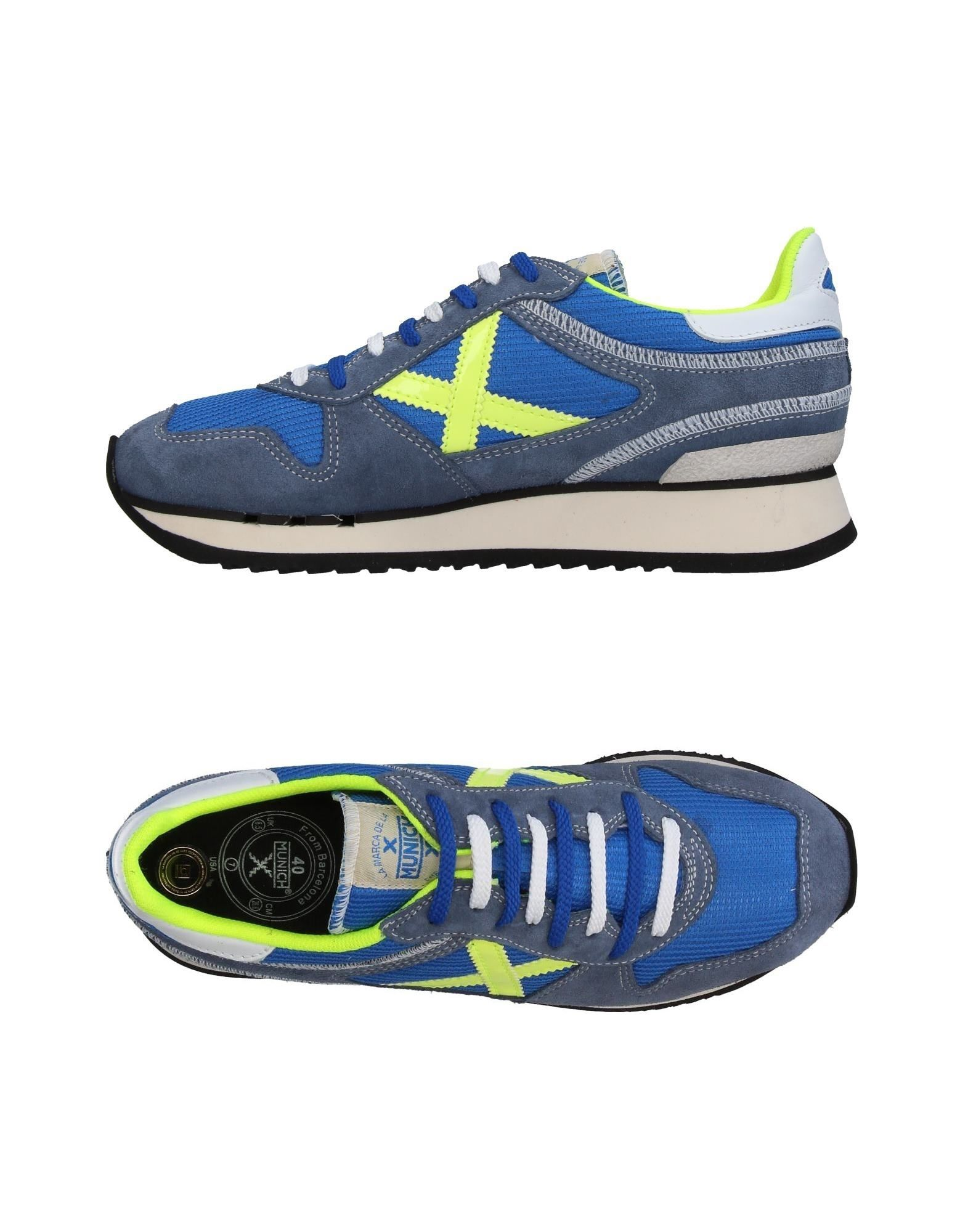 Moda Sneakers Munich Uomo - 11412970FT